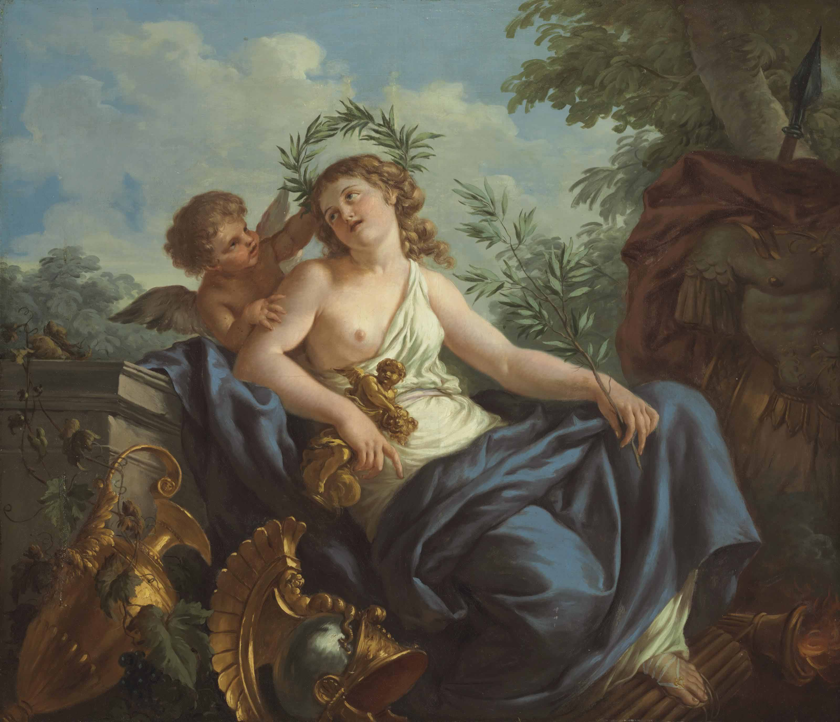 An Allegory of Victory