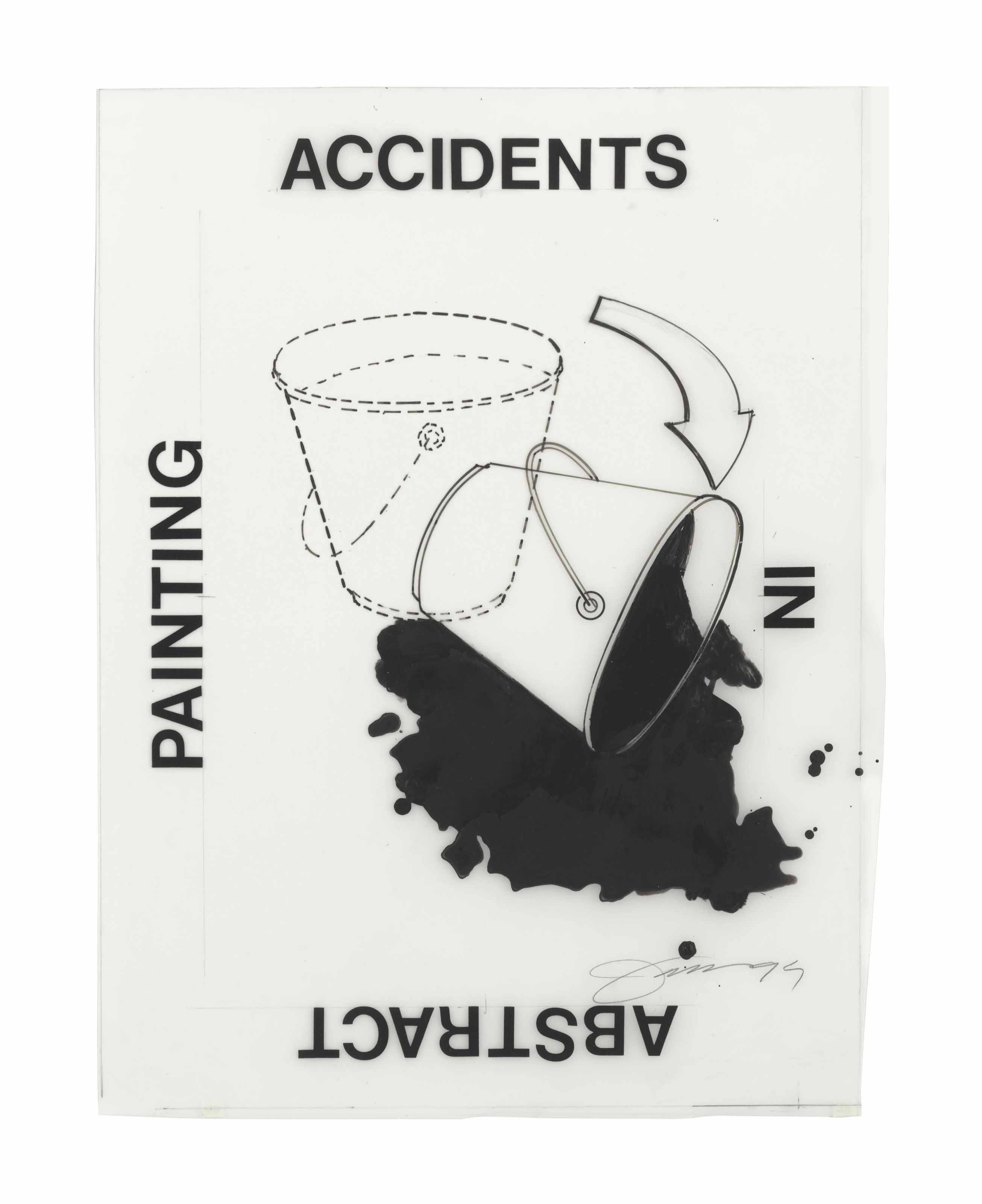 Accidents in Abstract Painting