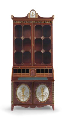 A FEDERAL SATINWOOD-INLAID AND