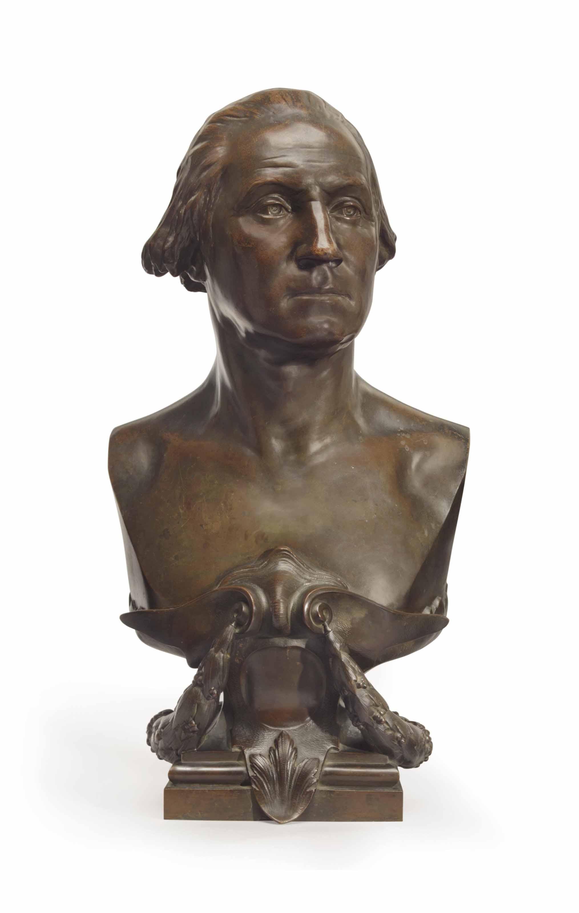 Bust of George Washington, 19th Century