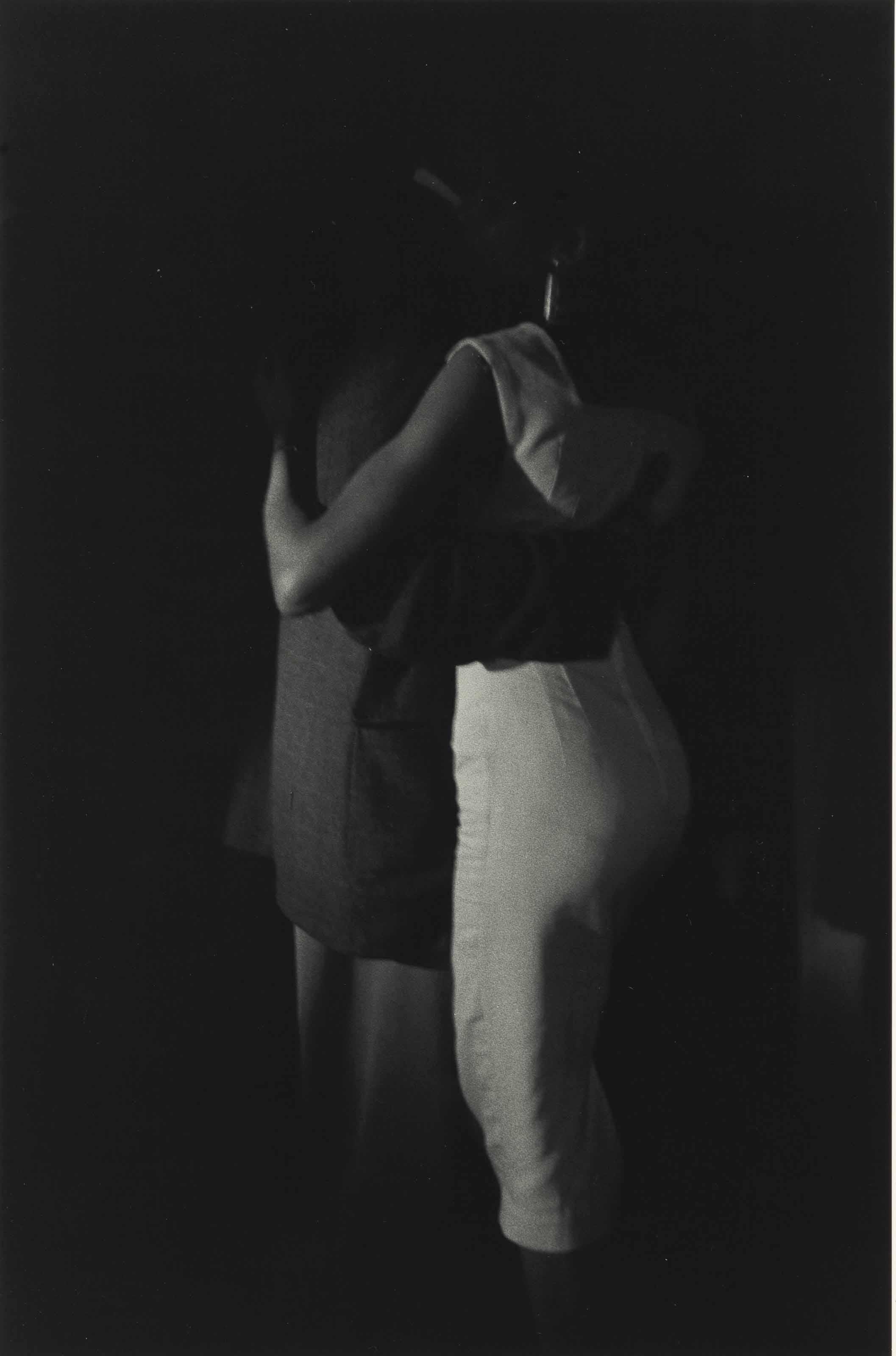 Couple dancing, 1956