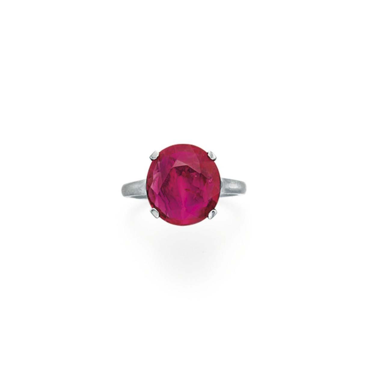 A RUBY RING, BY VERDURA