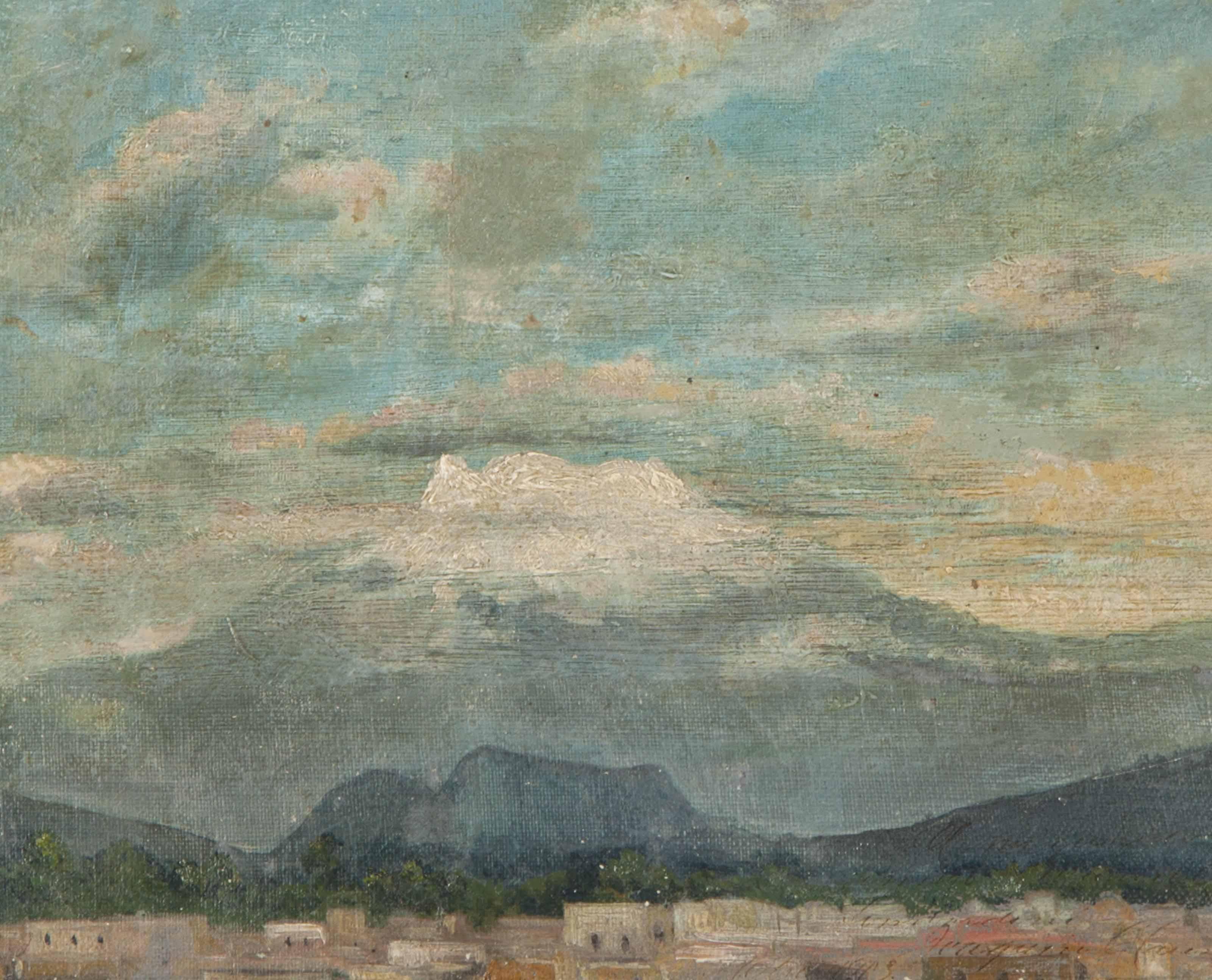 Paisaje del Iztlacchihuatl