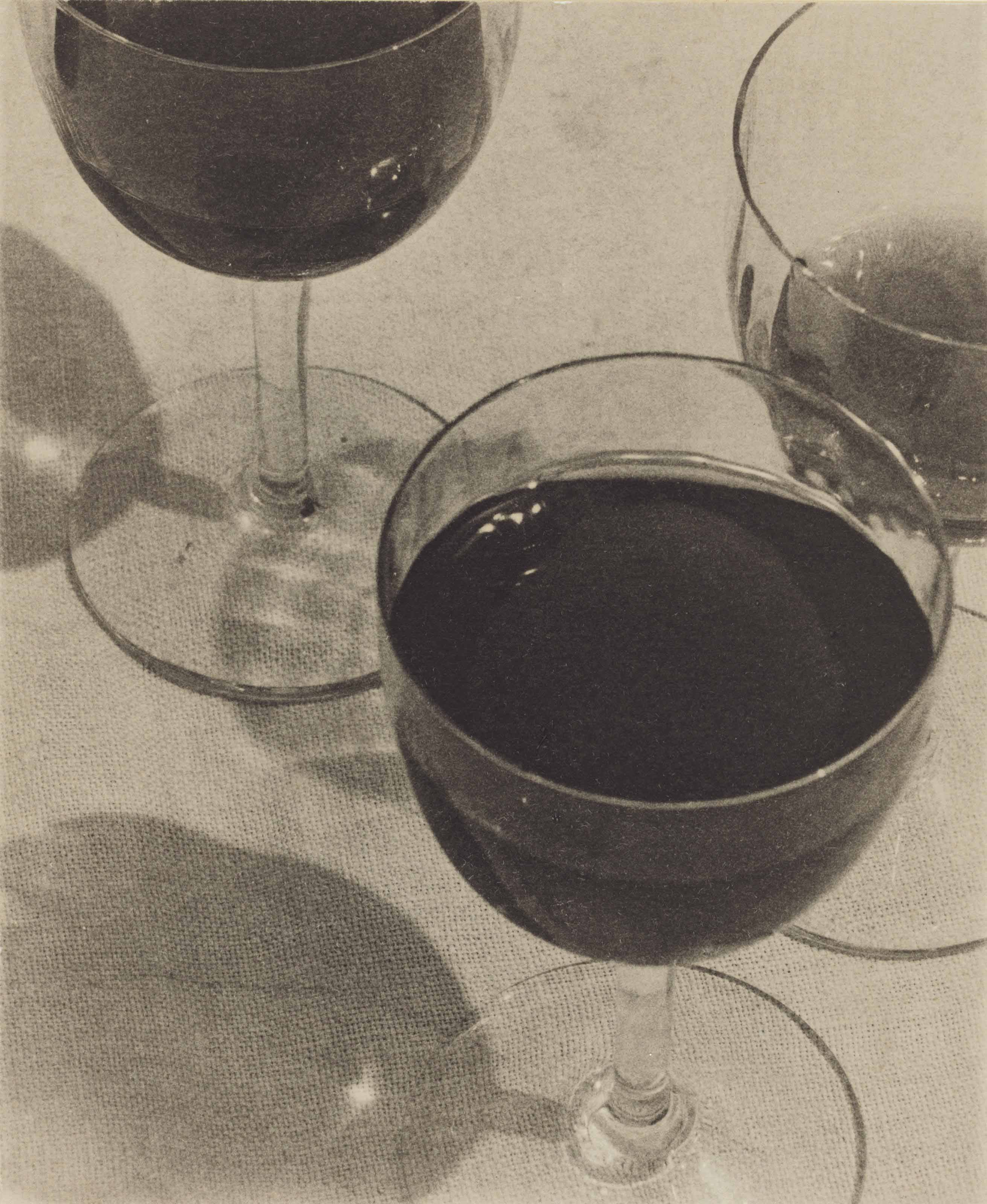 Wine Glasses, 1924