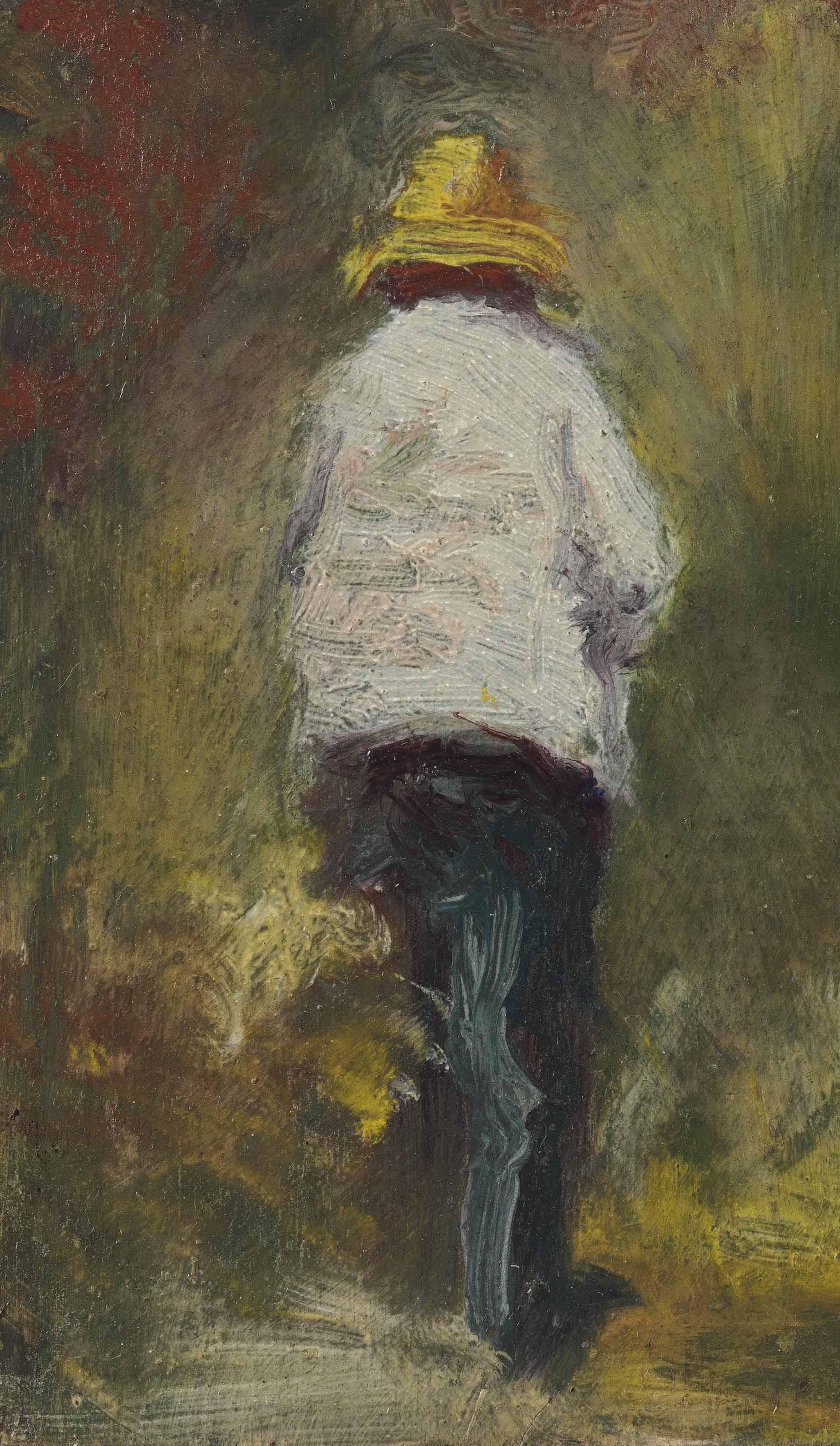 Vincent van Gogh se rendant au motif à Asnières