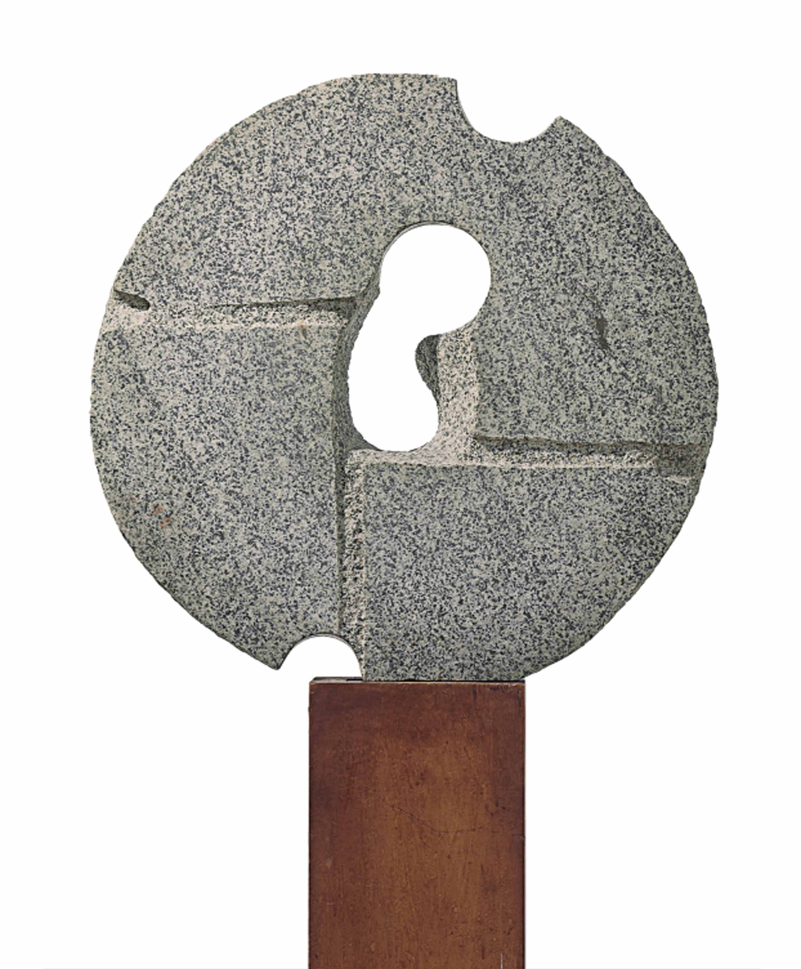 Variation on a Millstone #5