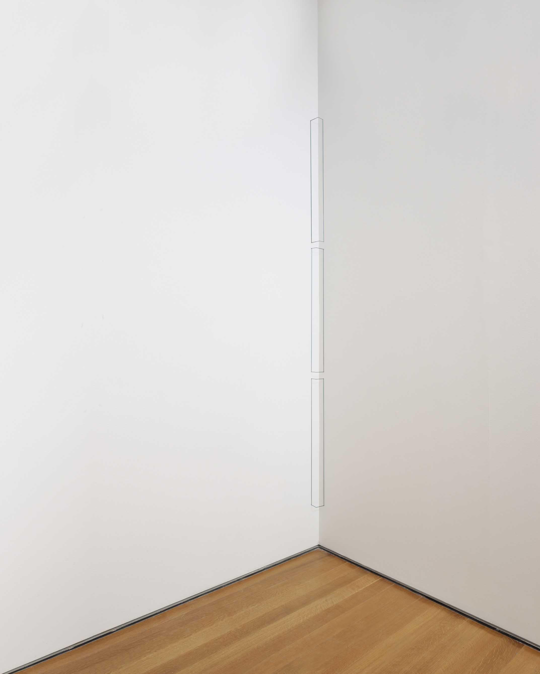Untitled (Vertical Corner Piece) [RLL]