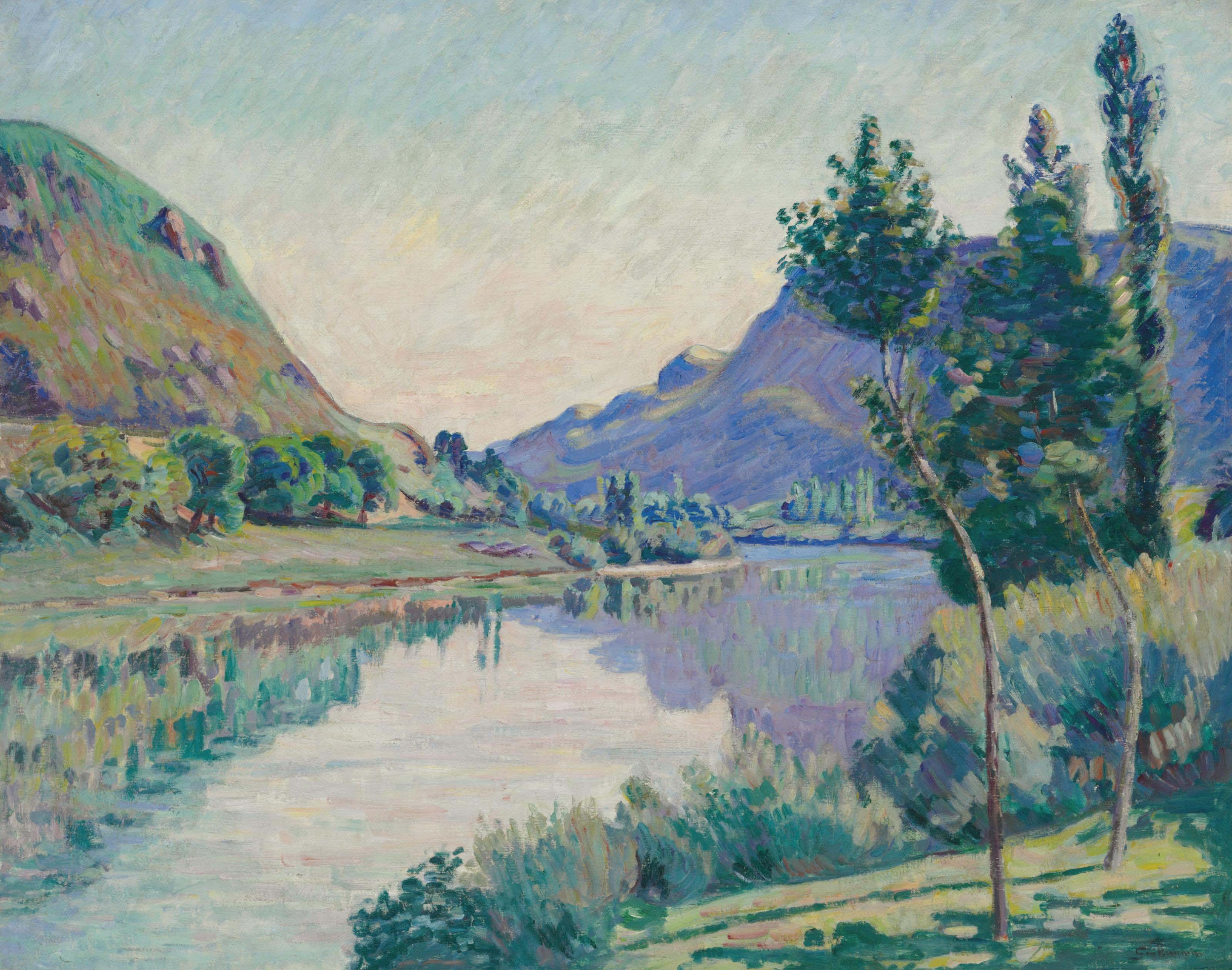 Paysage de la Creuse