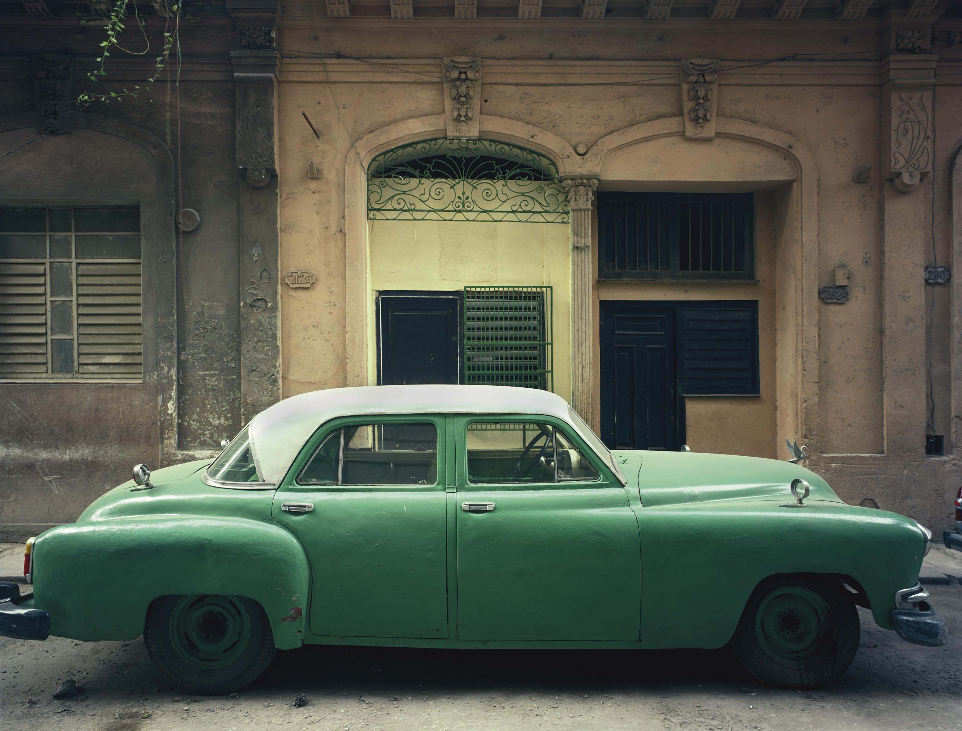 Green Car, 1997