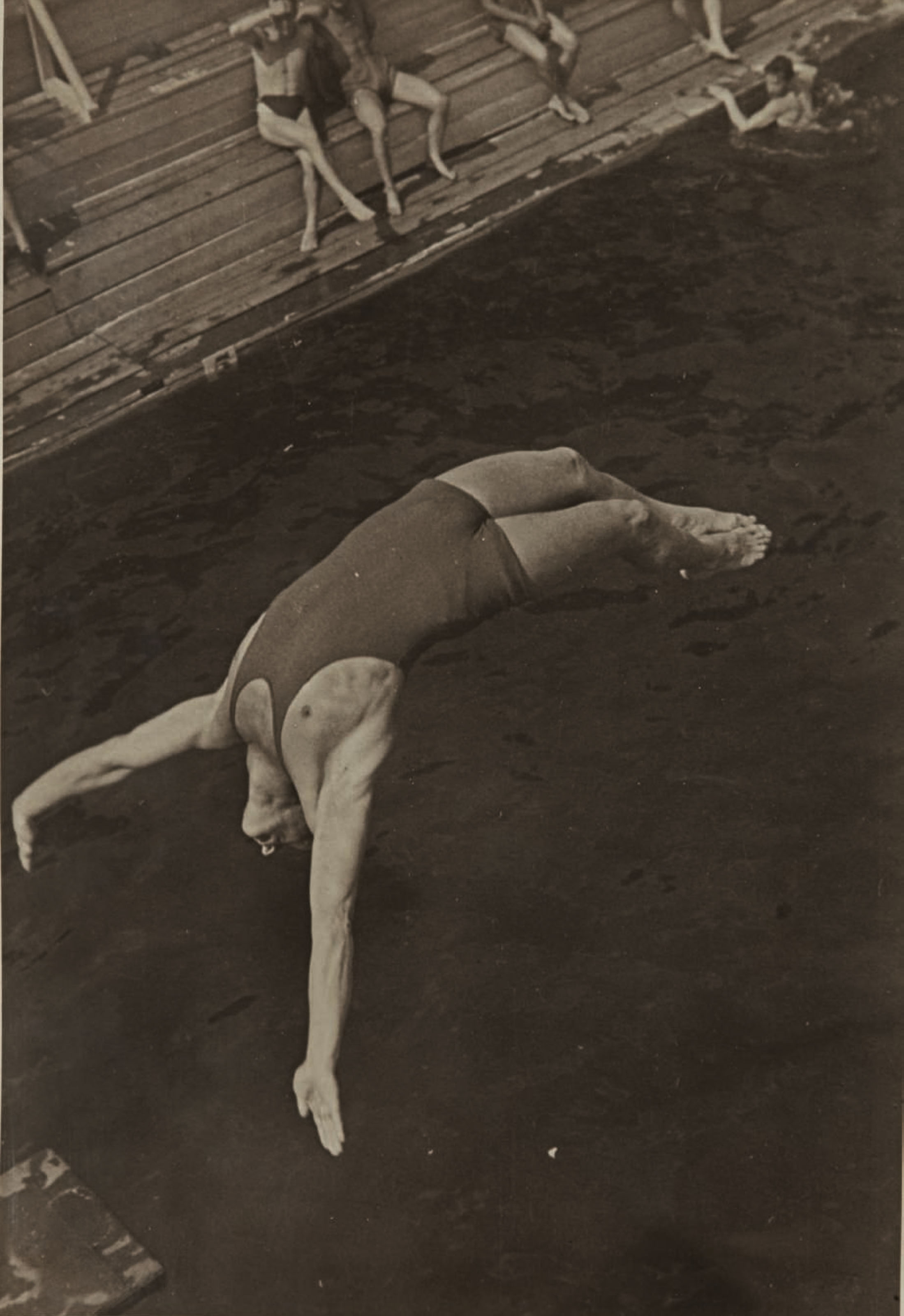 The Dive, Plongeon, 1935