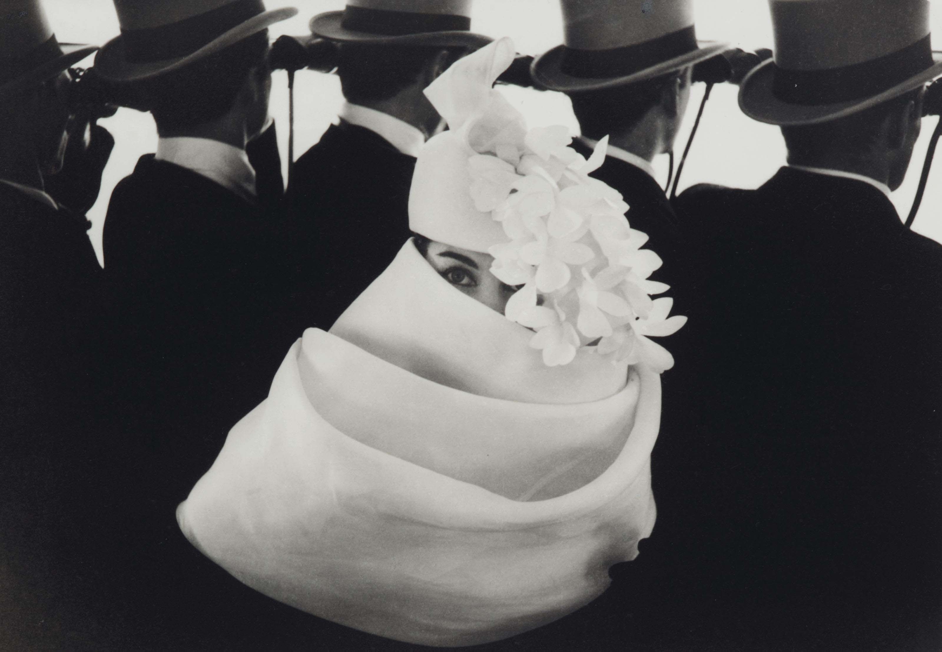 Givenchy Hat, 1958