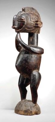 Statue Baga Baga figure