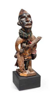 Statuette Kongo Kongo figure