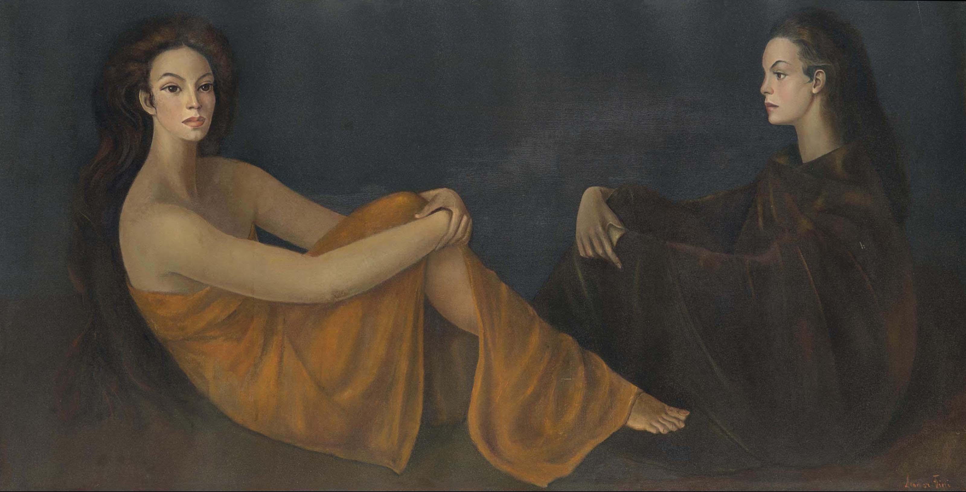 Las dos Mariás (Double portrait de María Felix)
