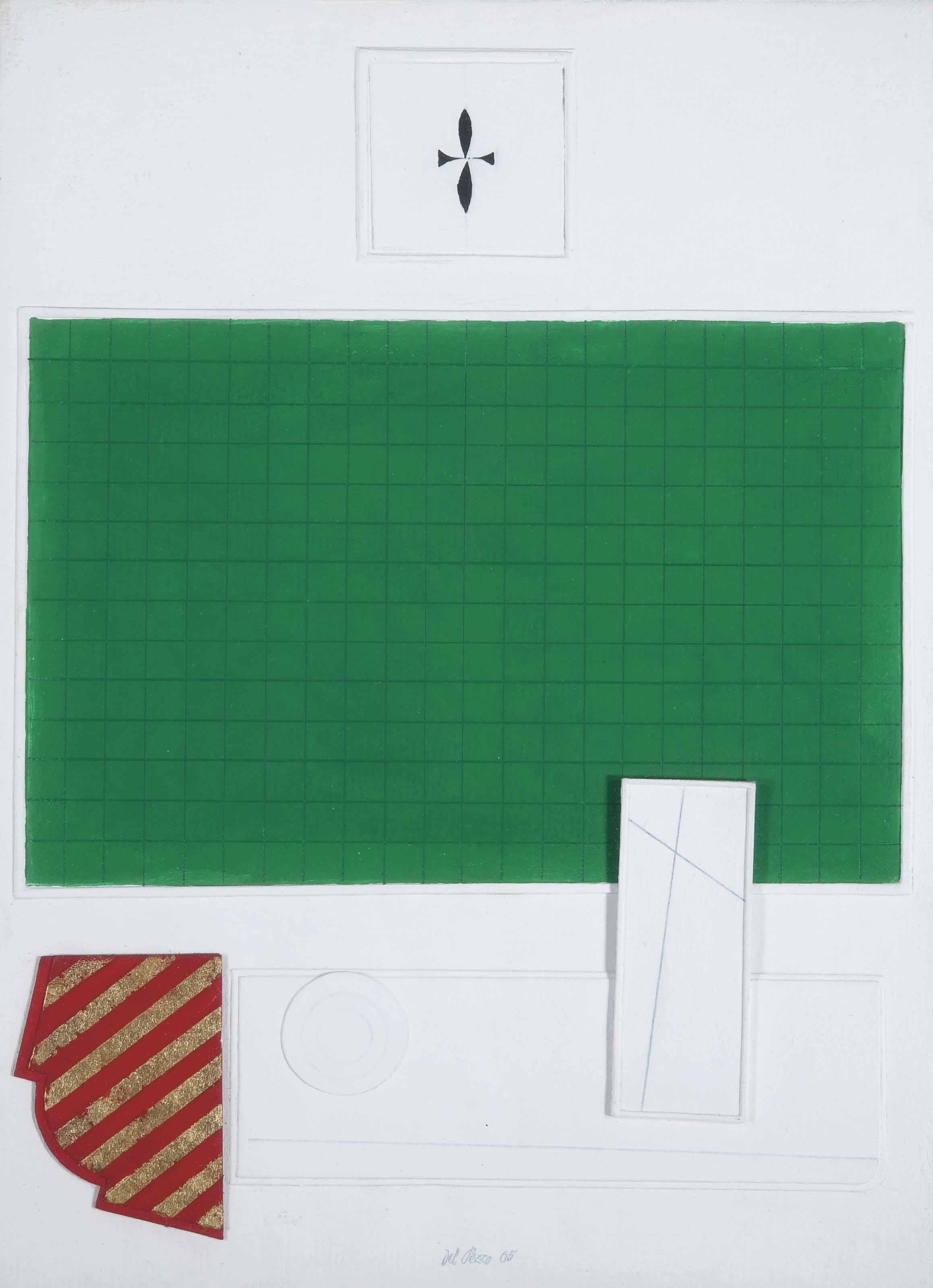 Lavagna verde