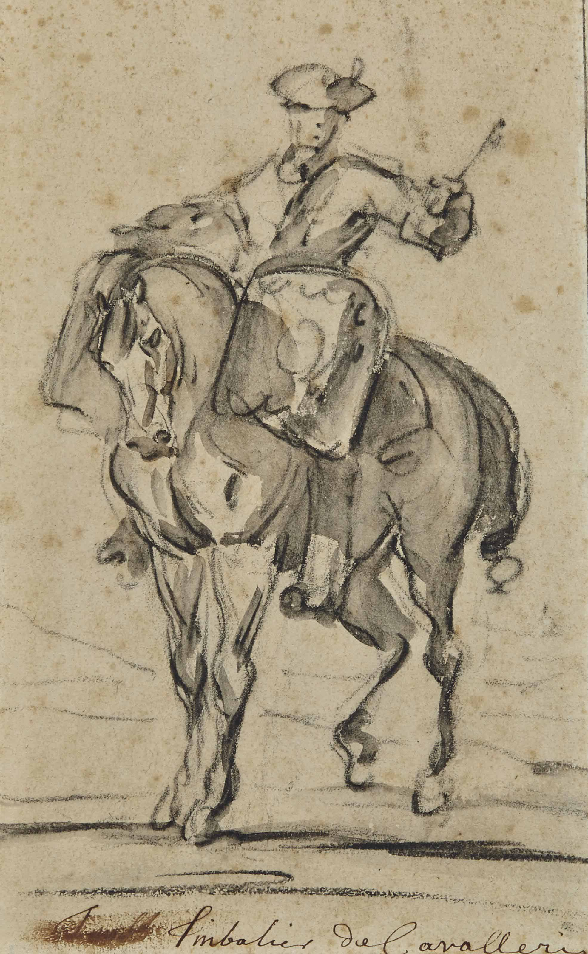 Timbalier à cheval