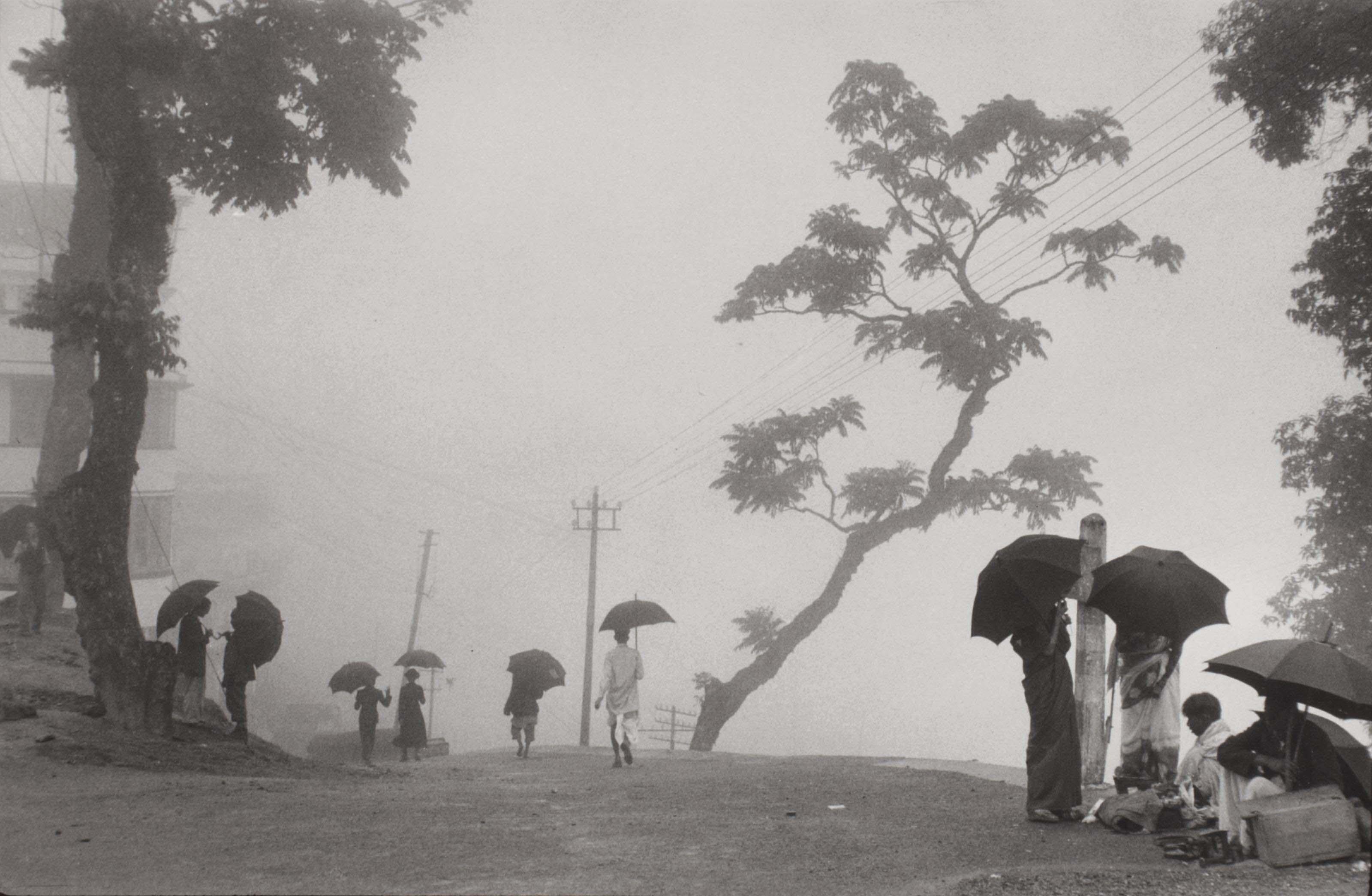 Darjeeling, Inde, 1956