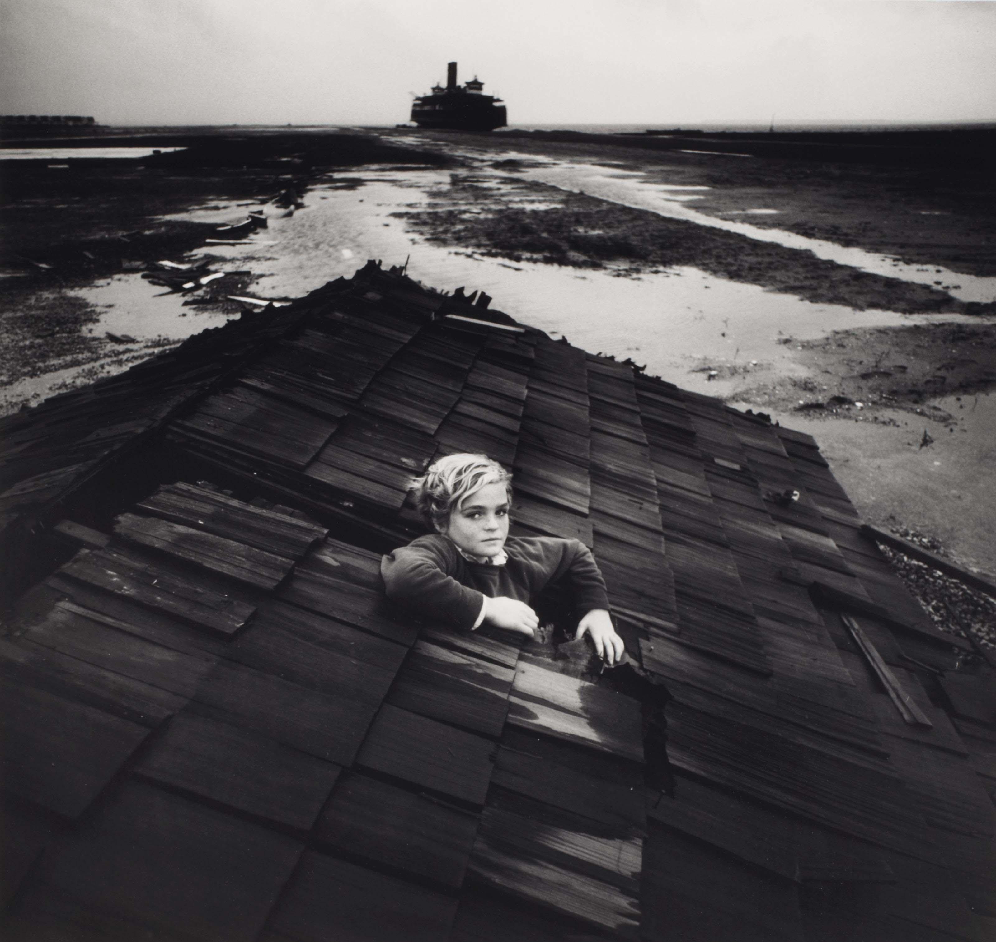 Boy in flood dream, 1971