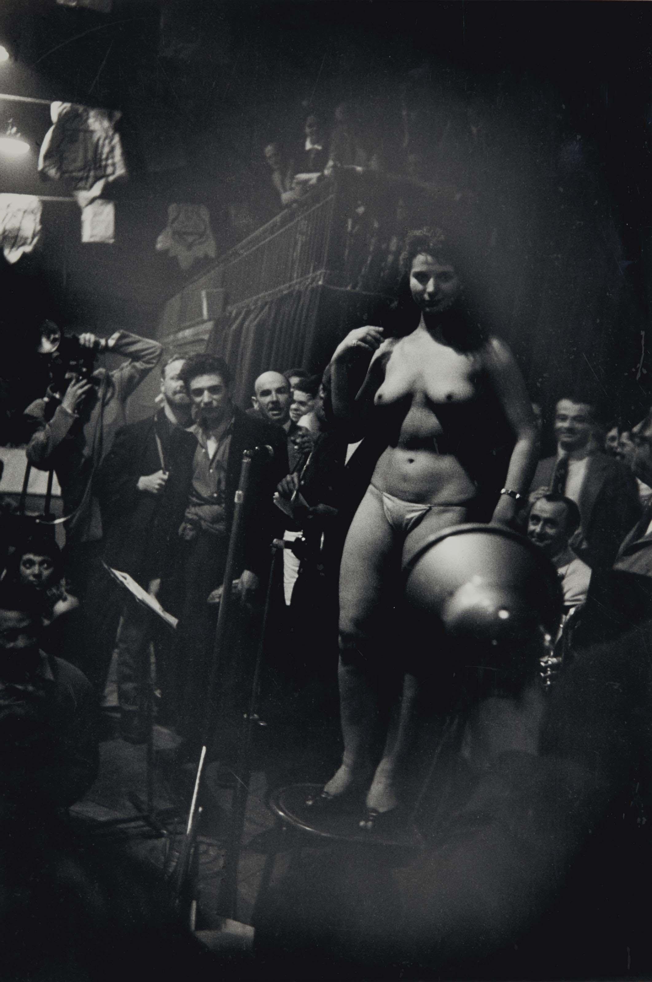 Sans titre, Paris, 1953