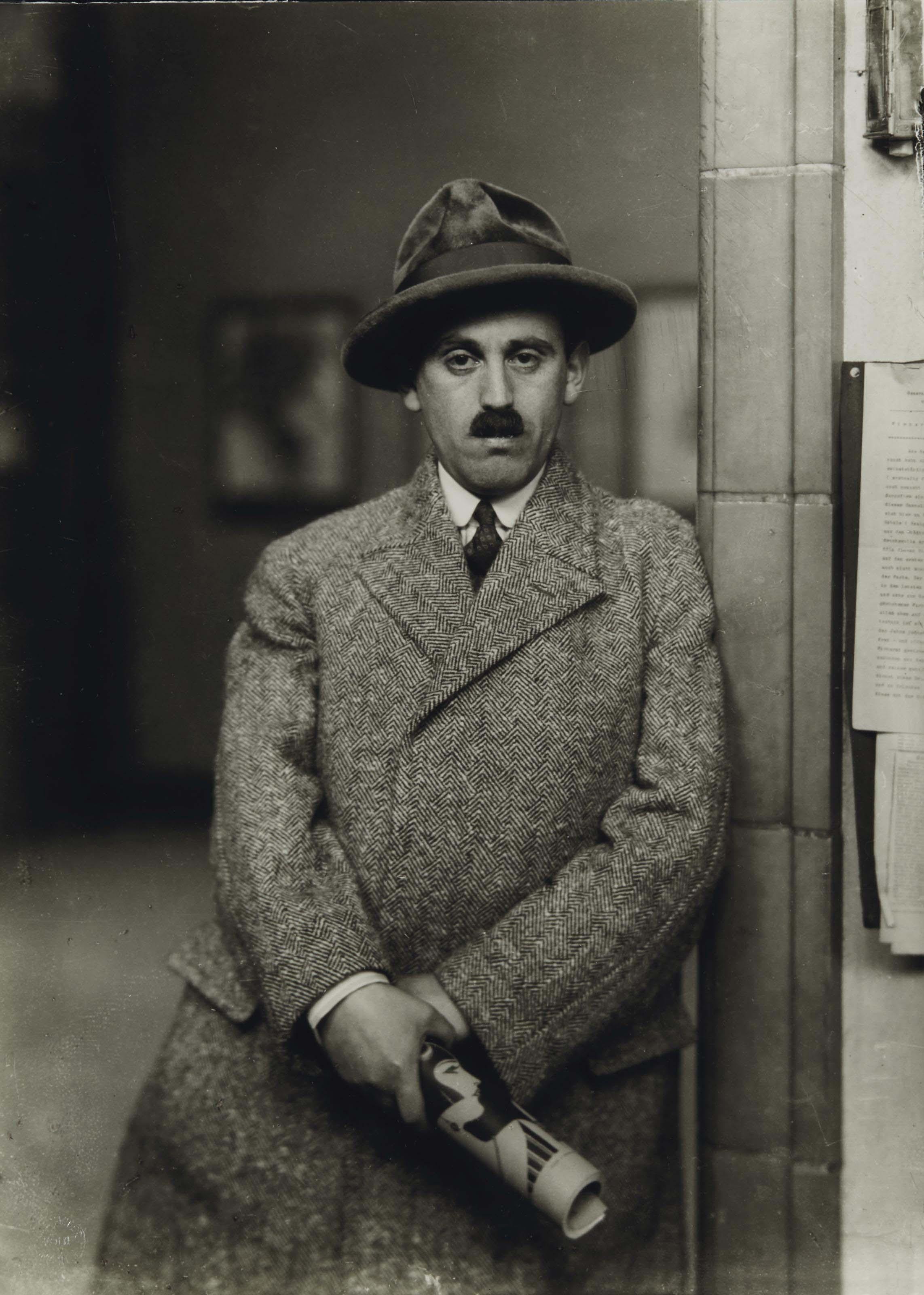 Marchand de tableaux, 1928