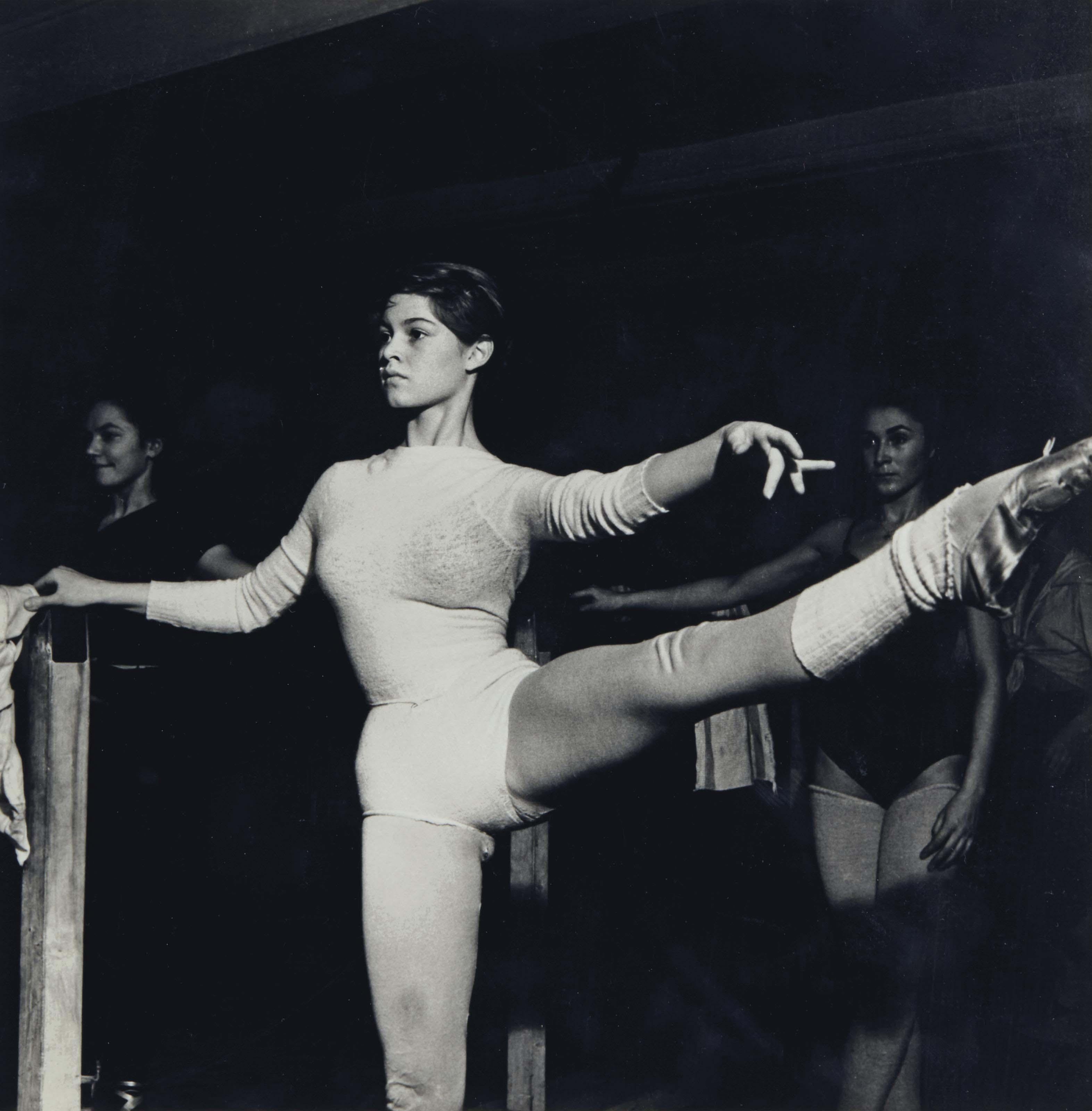 Brigitte Bardot, 1953
