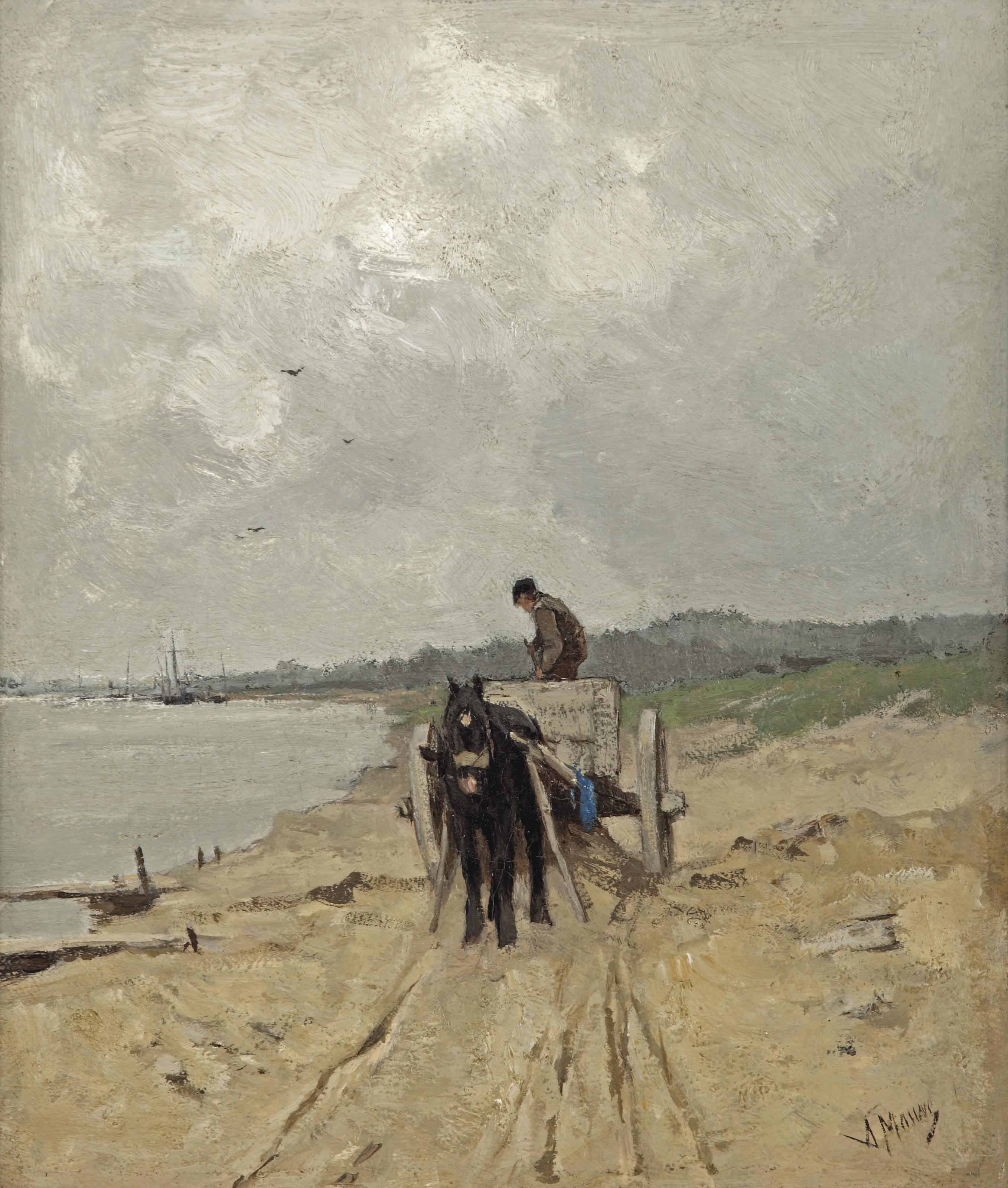 Zandrijder: the sand-cart
