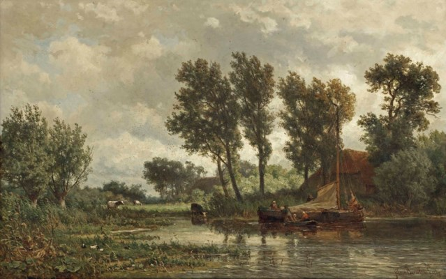 Jan Willem van Borselen (Gouda