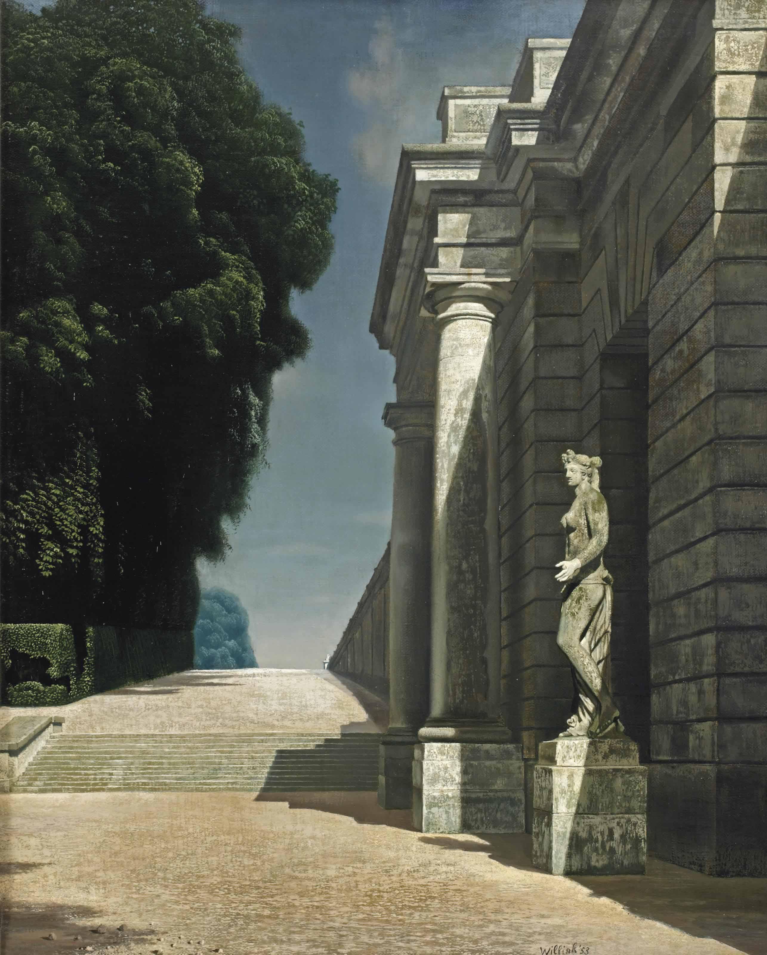 Avenue at Versailles