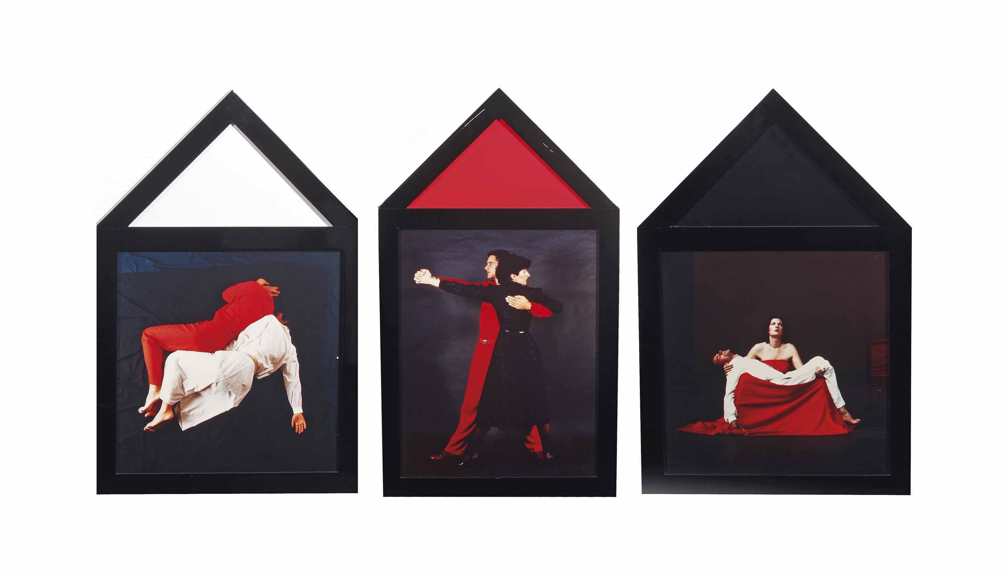 Anima mundi (triptych)