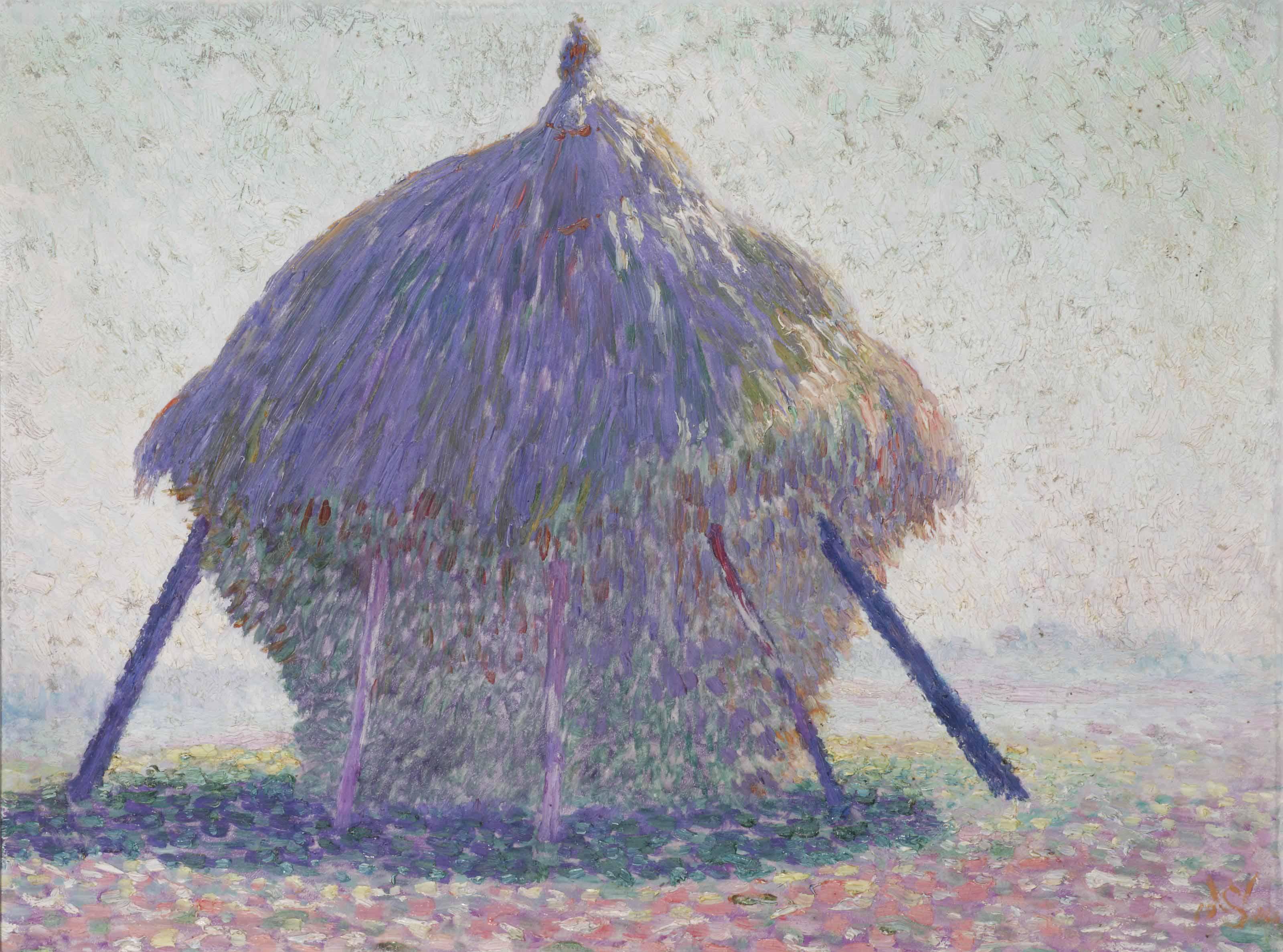 The haystack