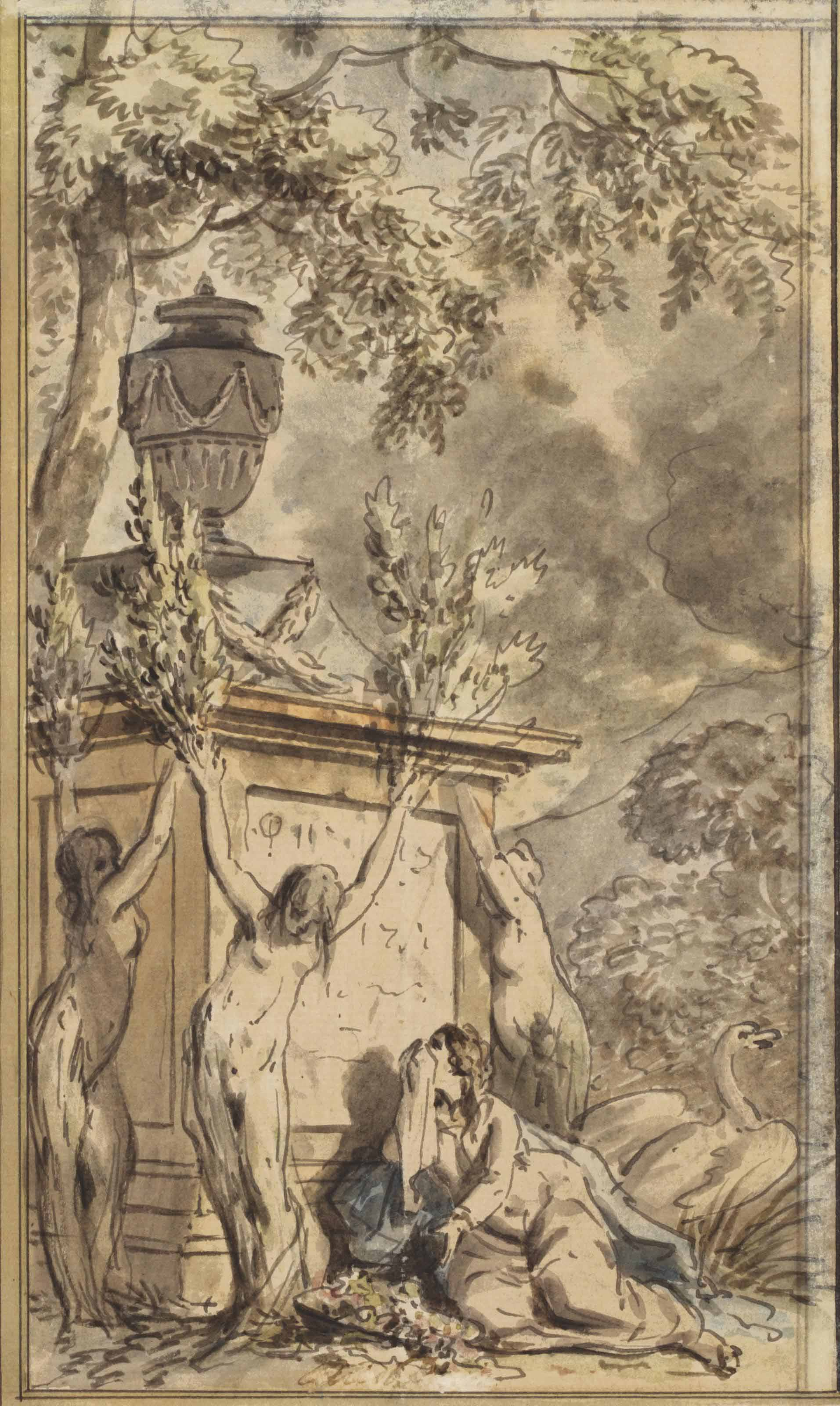 The Tomb of Phaëton