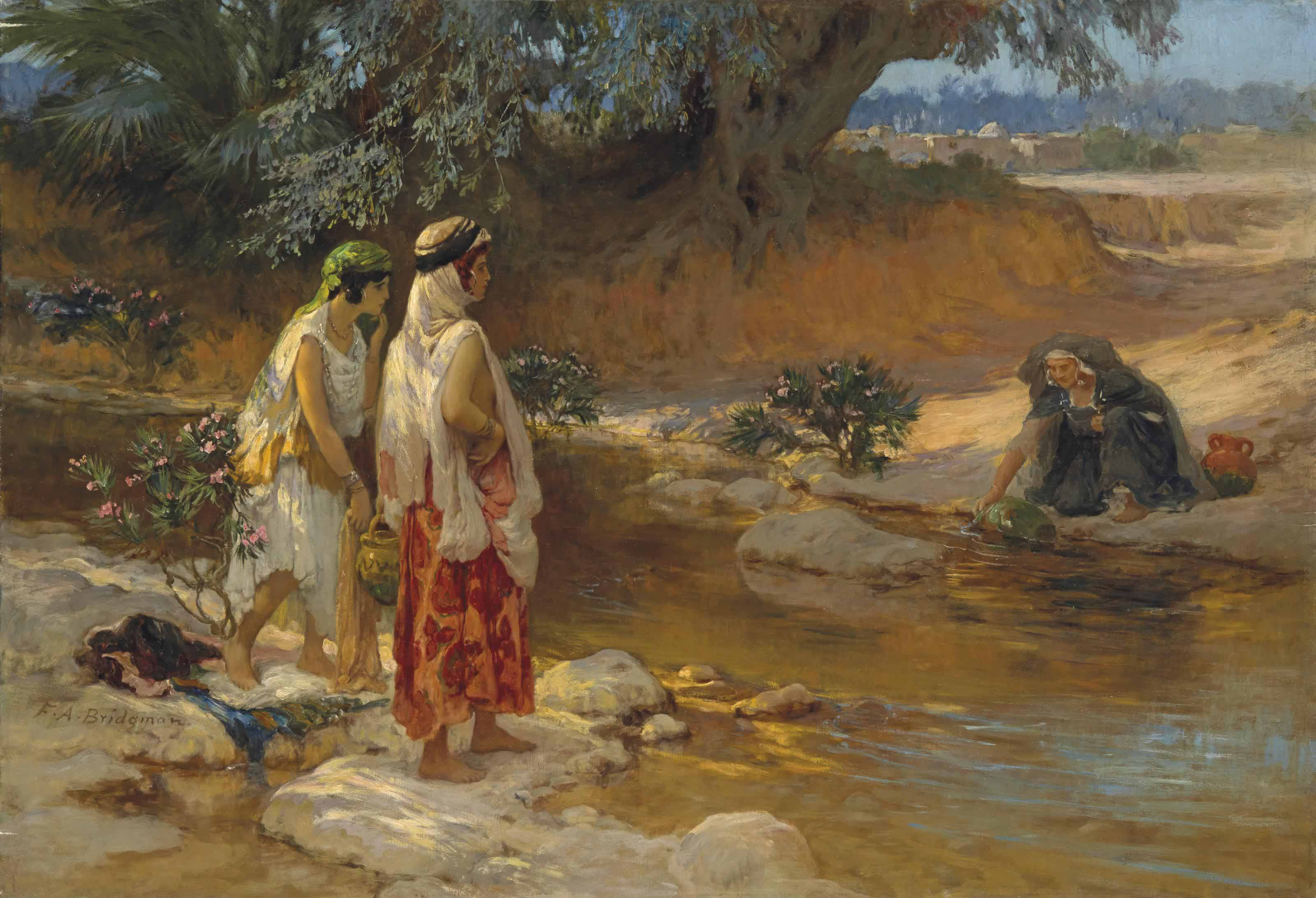 On the Banks of the Wadi
