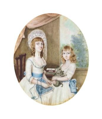 J. HILL (BRITISH, FL. 1775-179