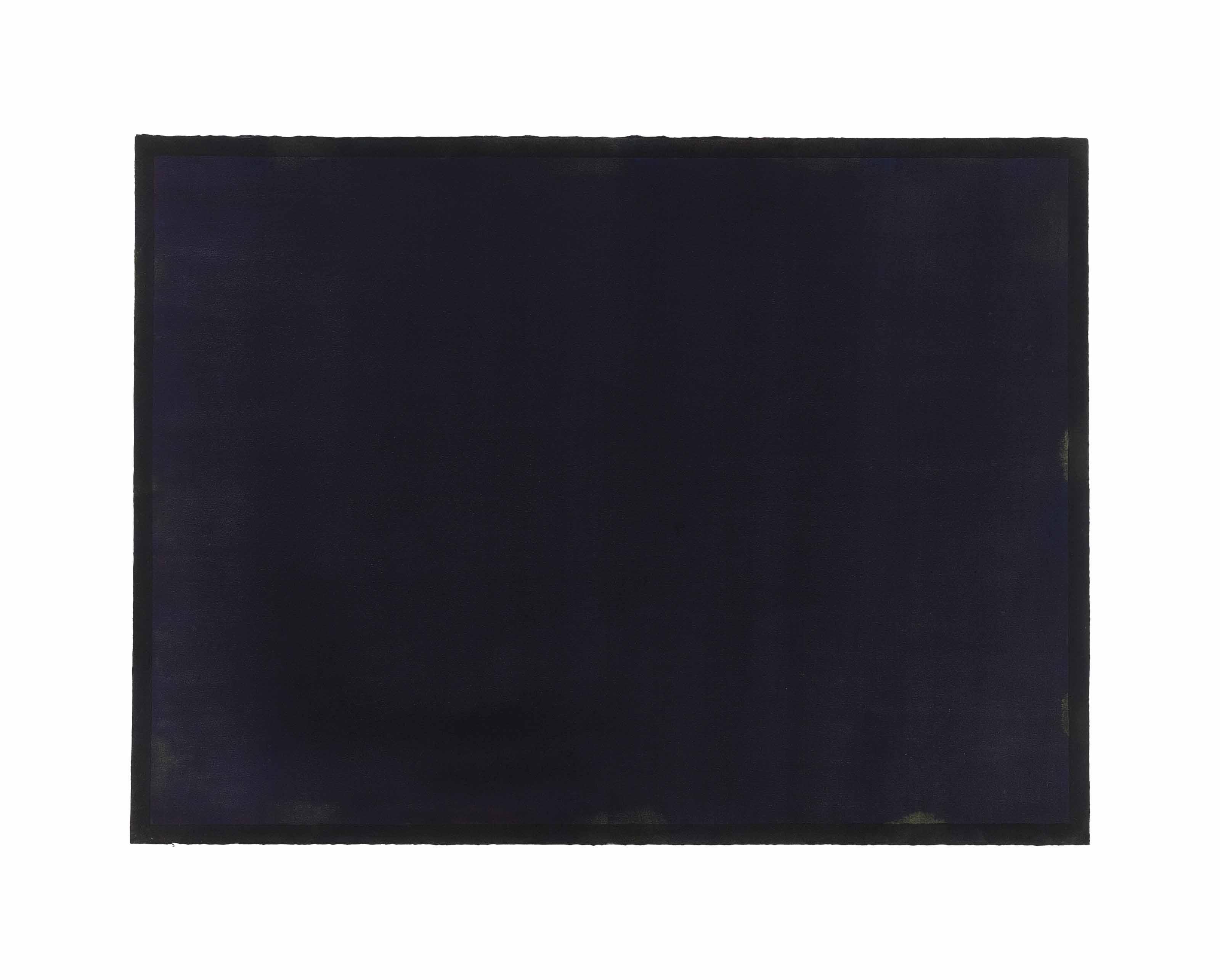 Black Watercolour 25.1.88