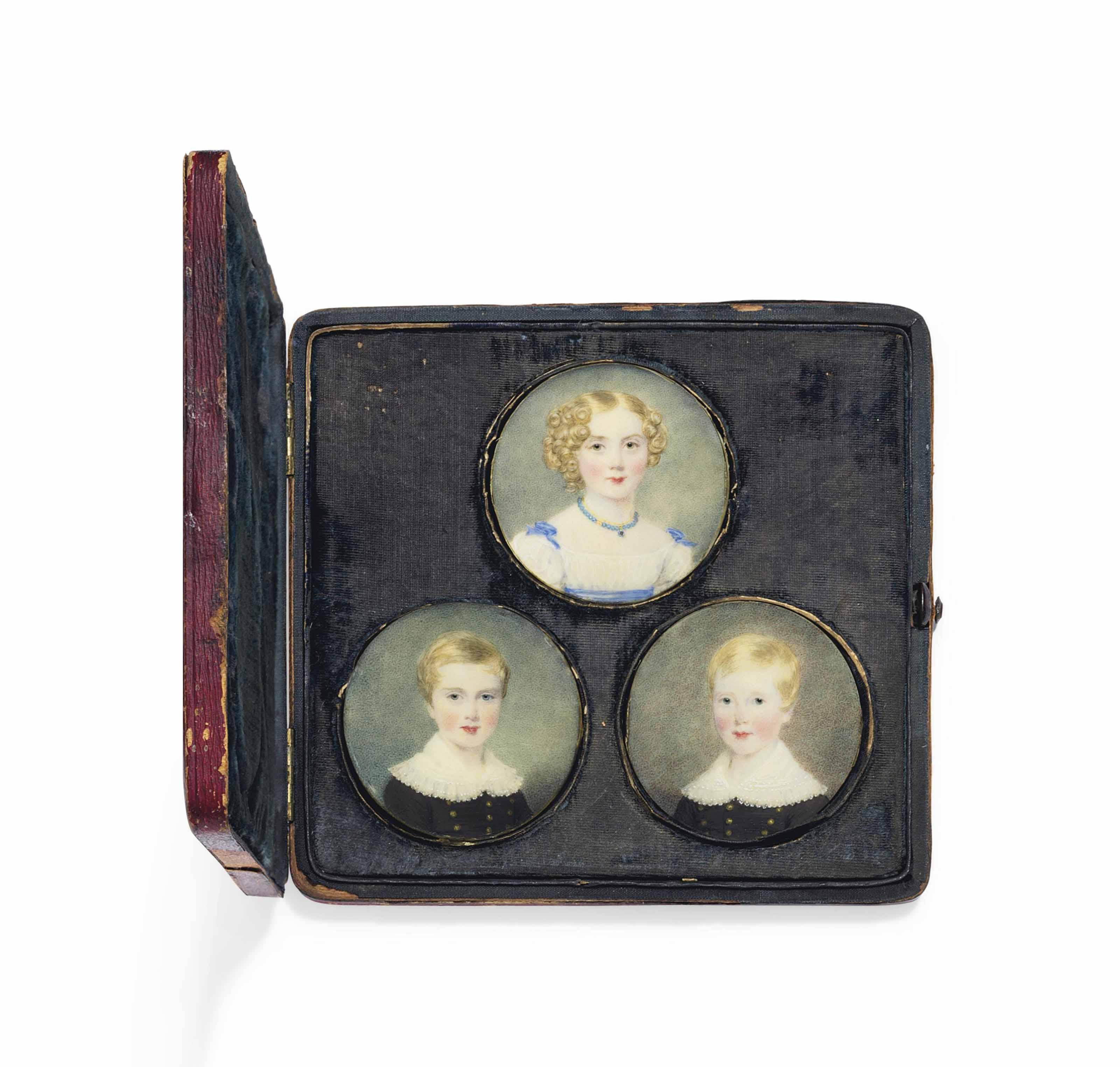 ANTHONY STEWART (BRITISH, 1773-1846)
