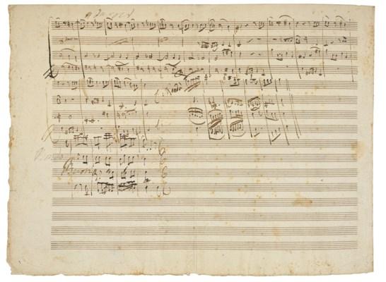 MOZART, Wolfgang Amadeus (1756