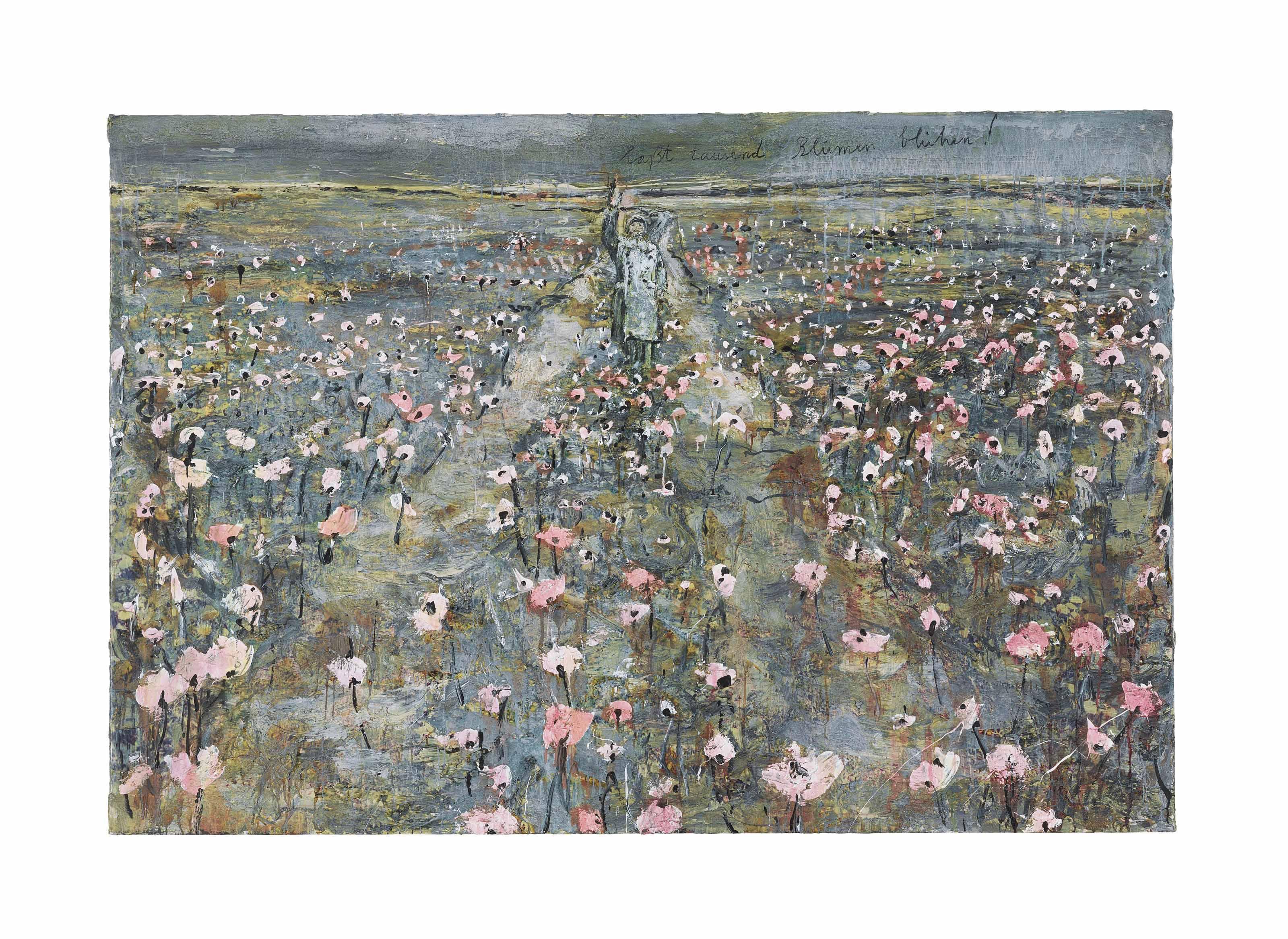 Laßt tausend Blumen blühen! (Let a Thousand Flowers Bloom)