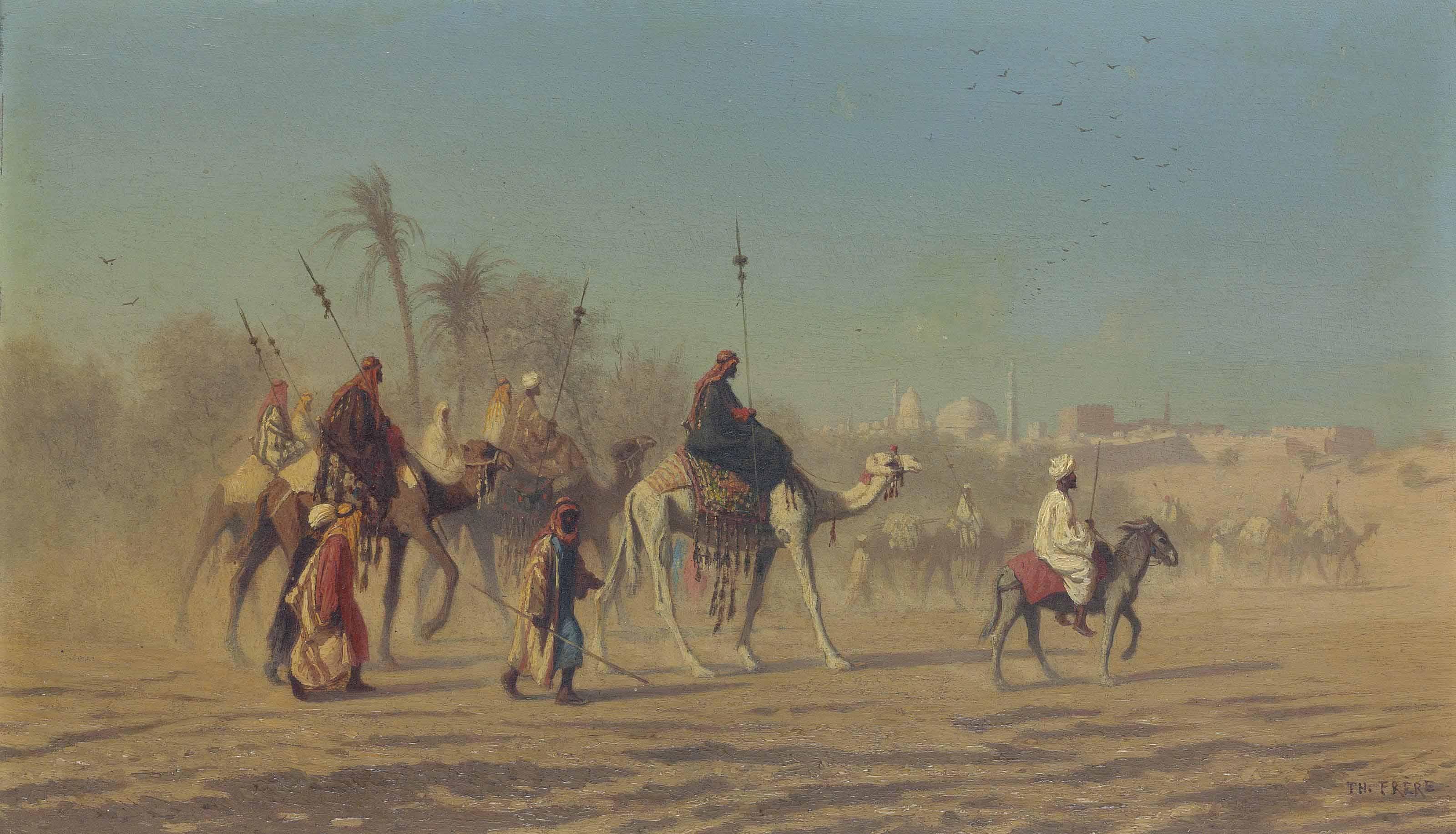 Jérusalem, effet du matin