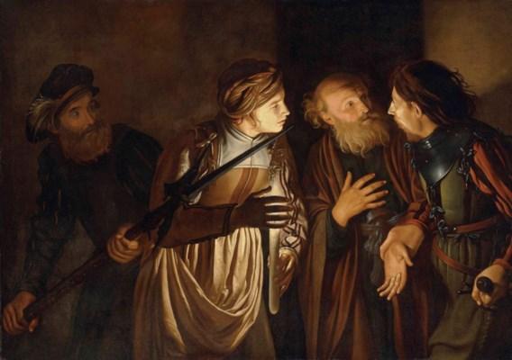 Adam de Coster (Mechelen 1586-