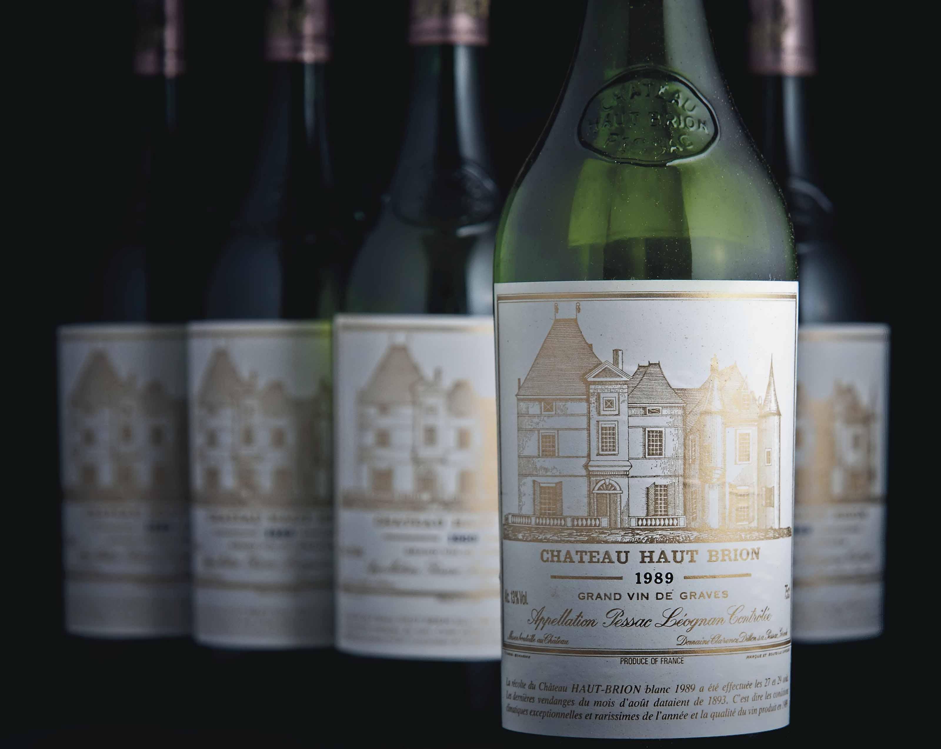 Château Haut-Brion Blanc 1989