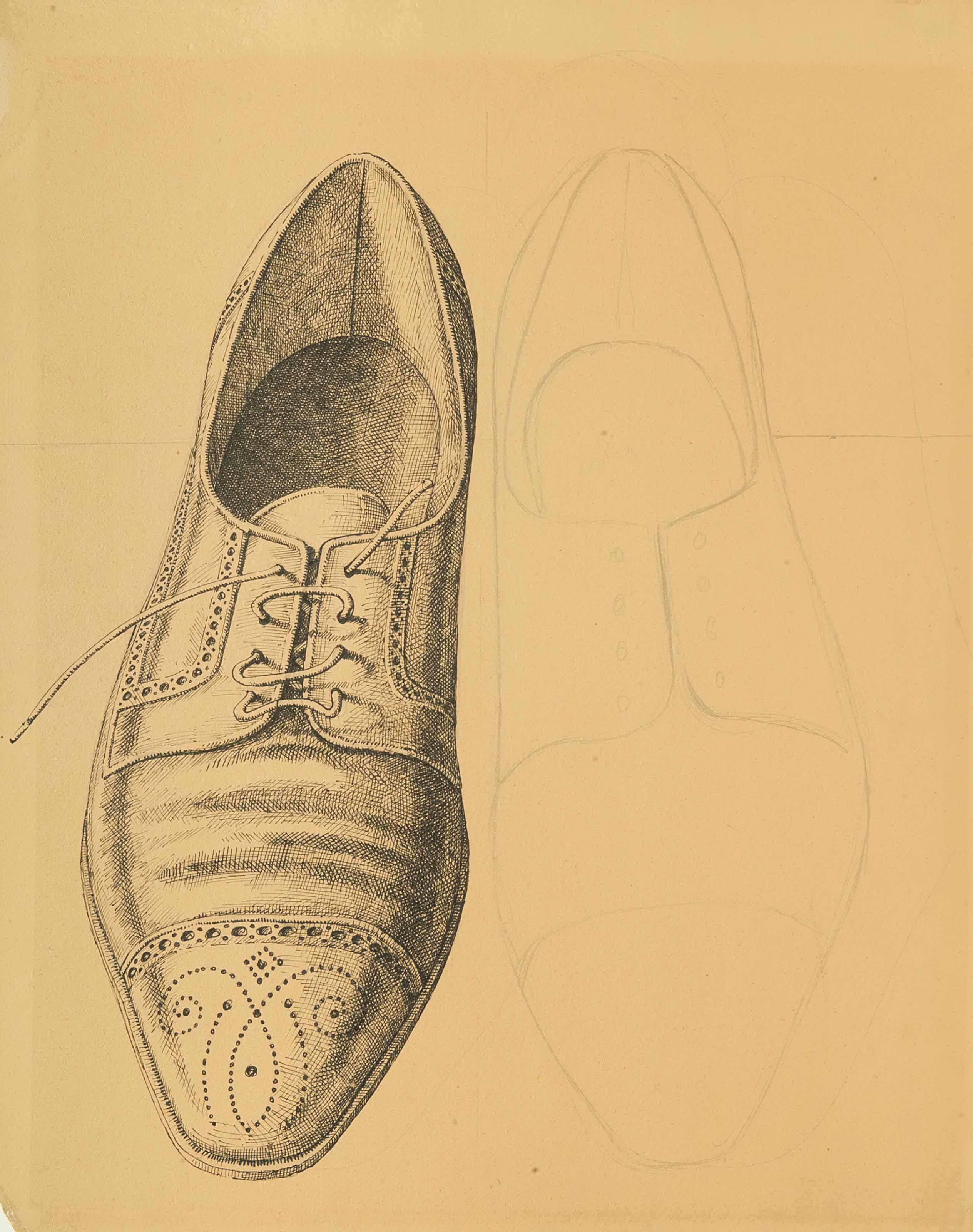 Le Scarpe (The Shoes)