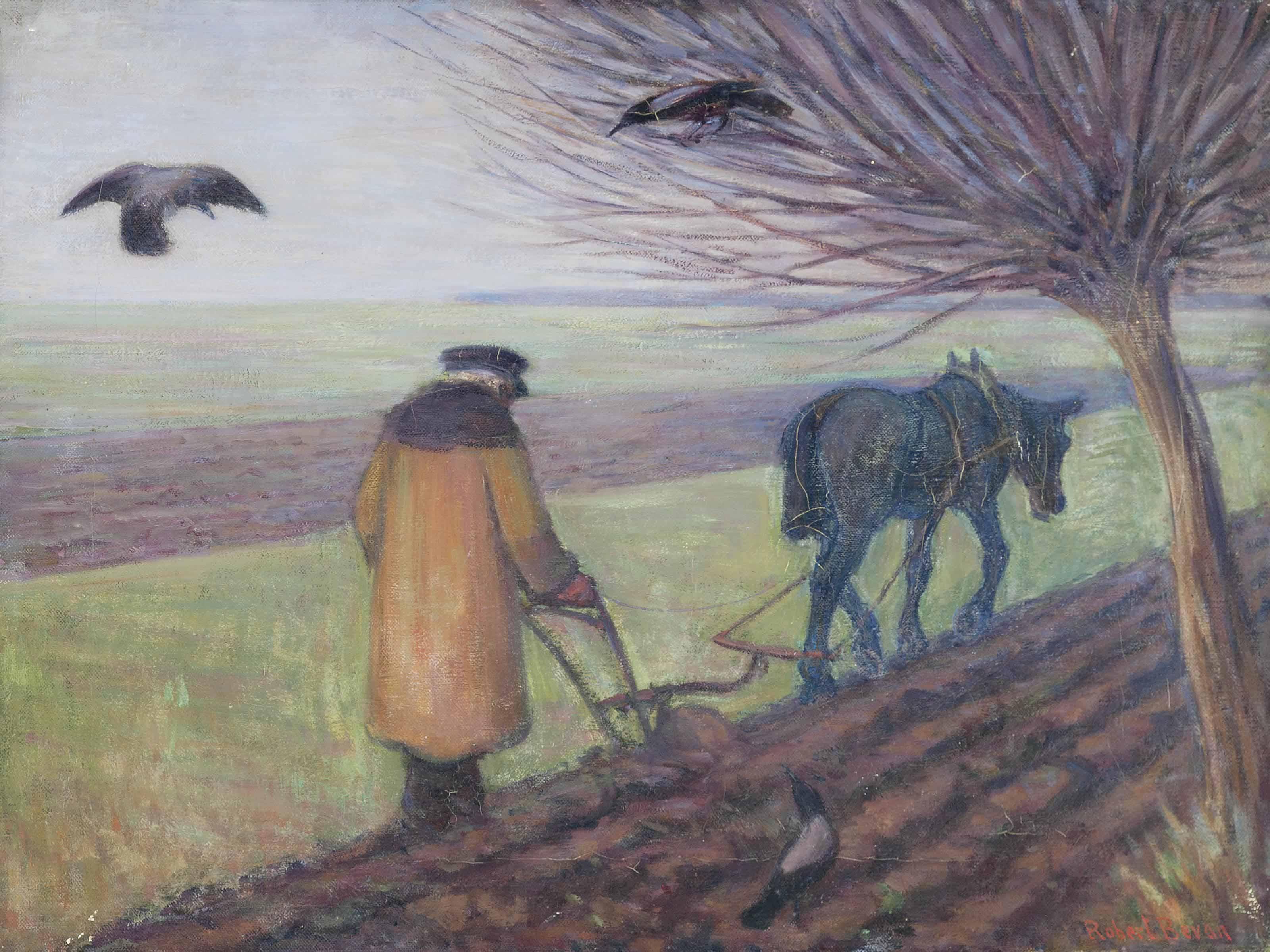 Ploughing, Poland