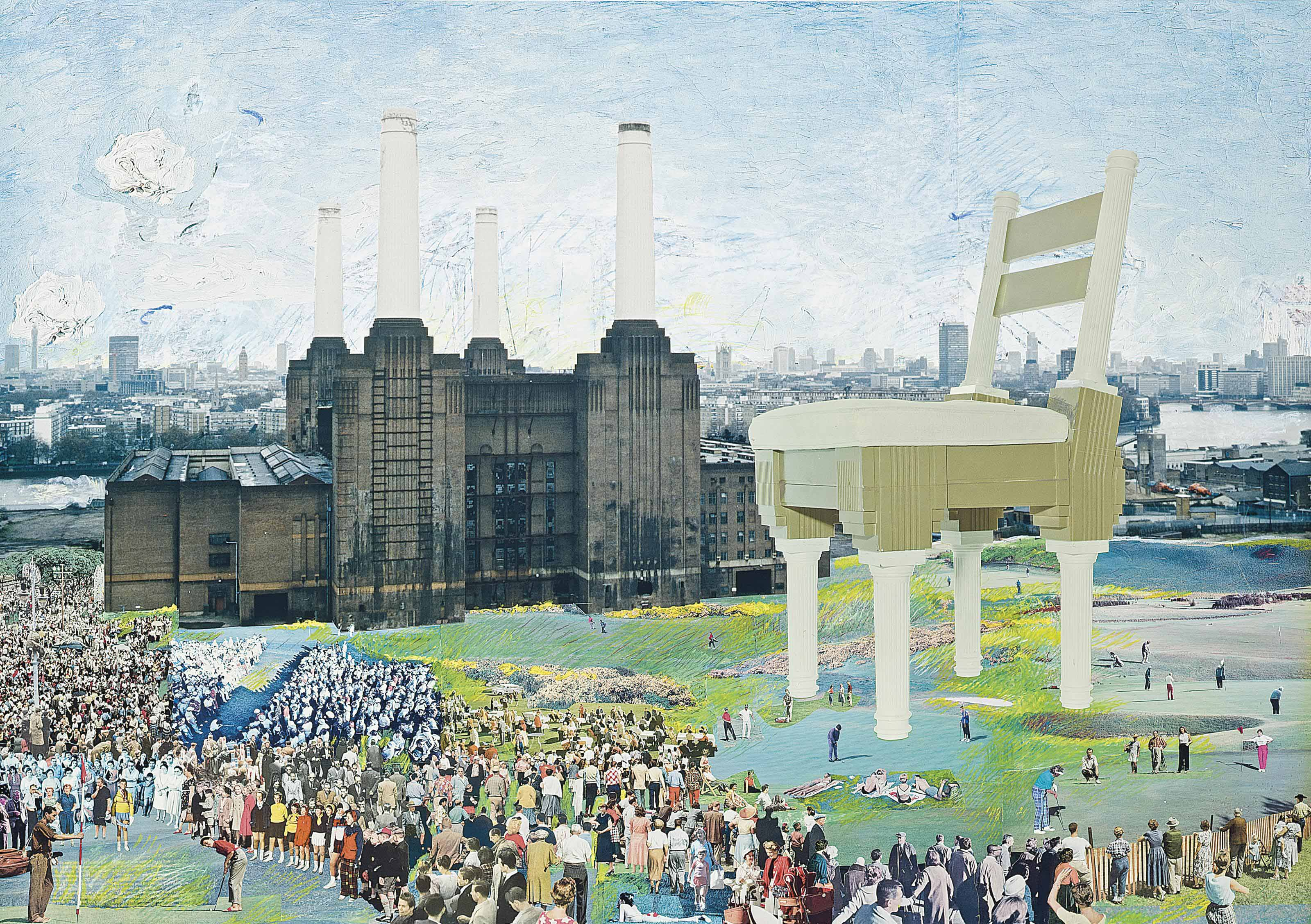 Battersea Power Station - Country Life