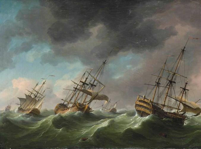 Charles Brooking (Deptford 172