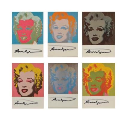 Andy Warhol/Marilyn Monroe