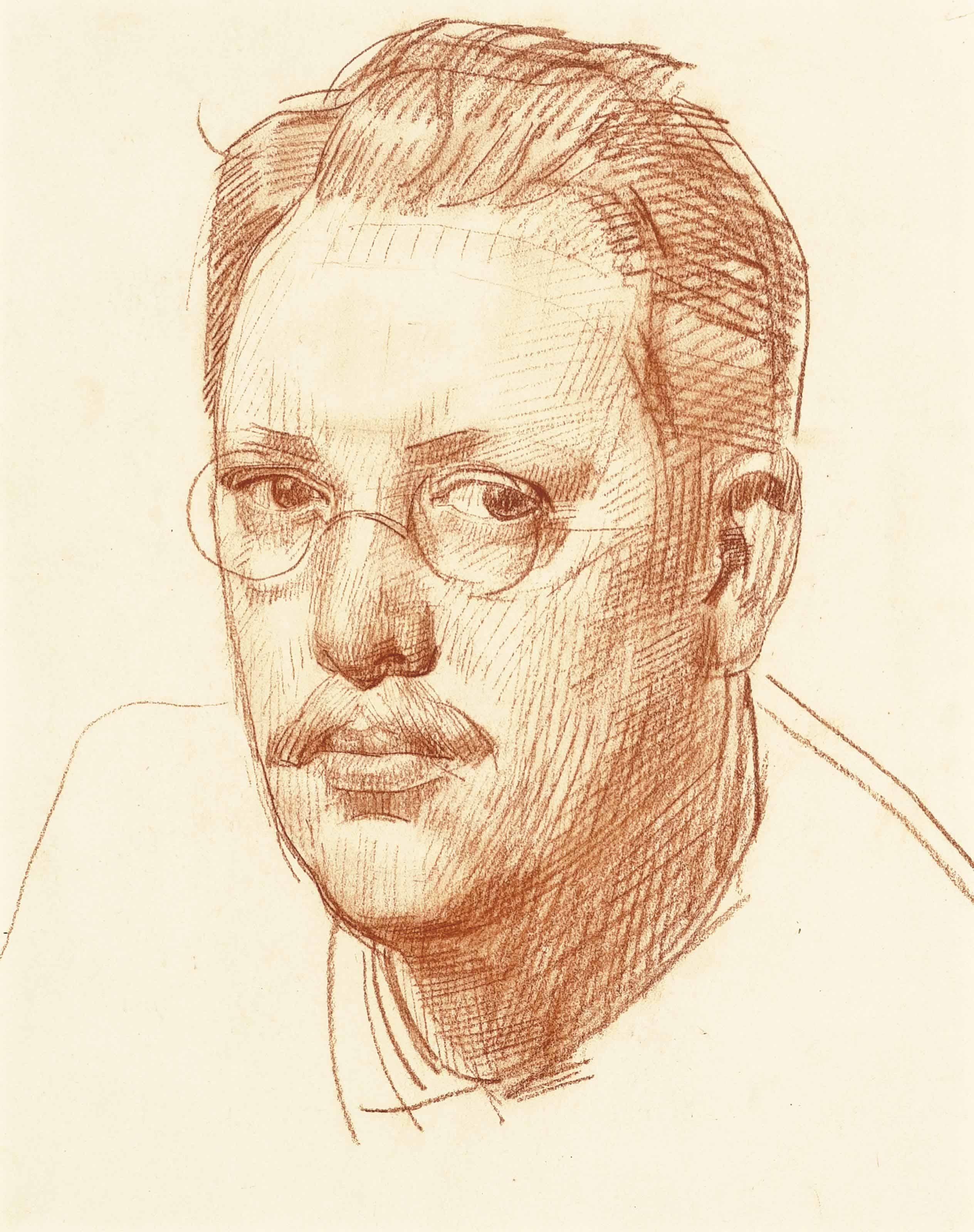 Portrait of Francis Dodd
