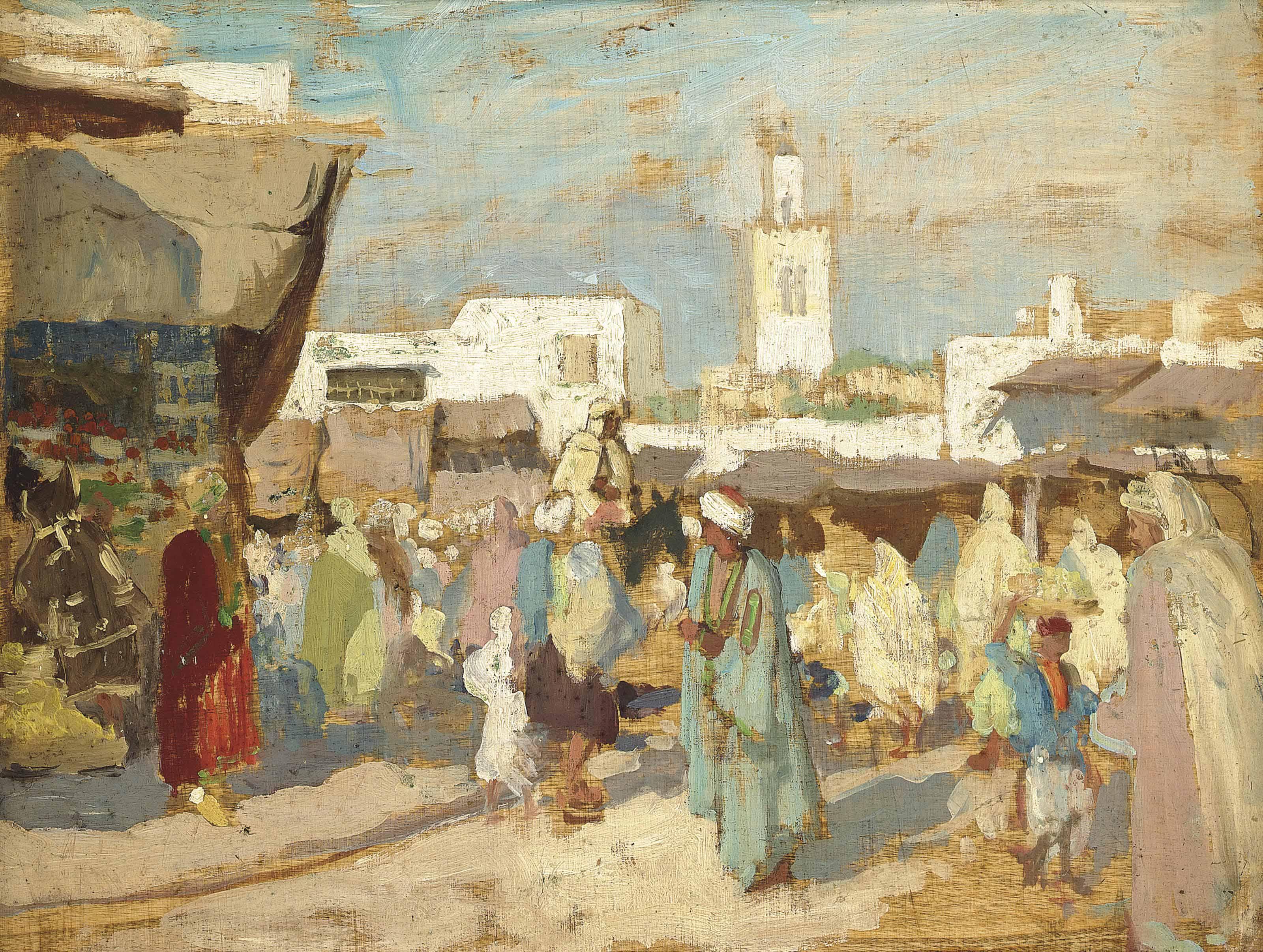 Eastern Bazaar