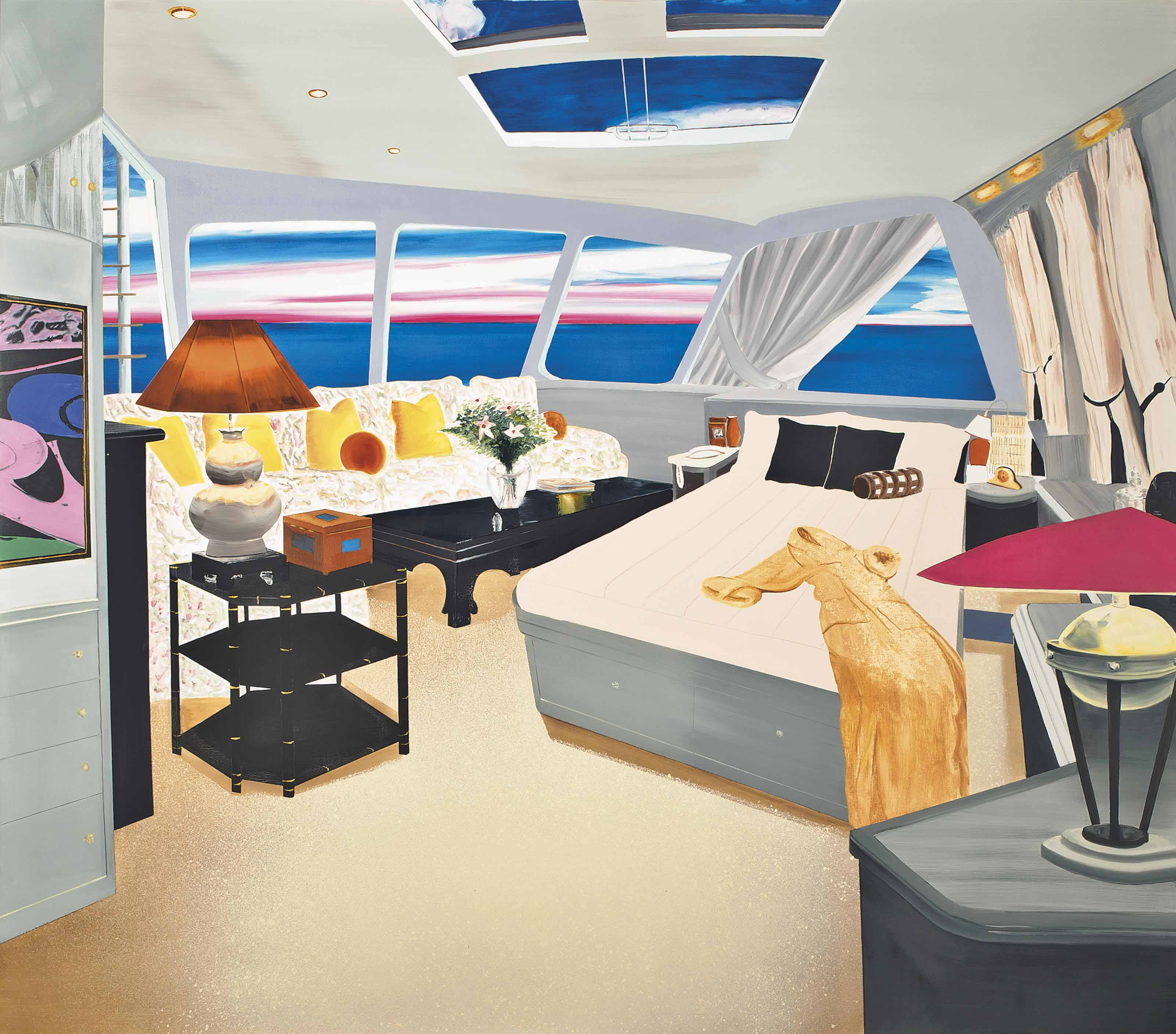 Jackie's Cabin on the Christina O