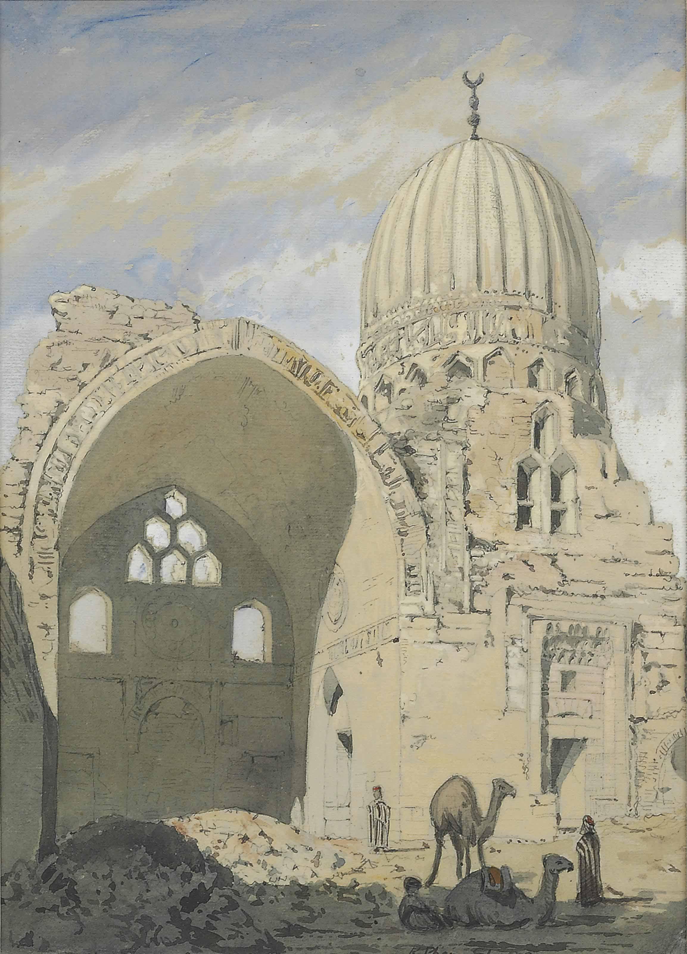 Tombs of the Memlook Kings, Cairo