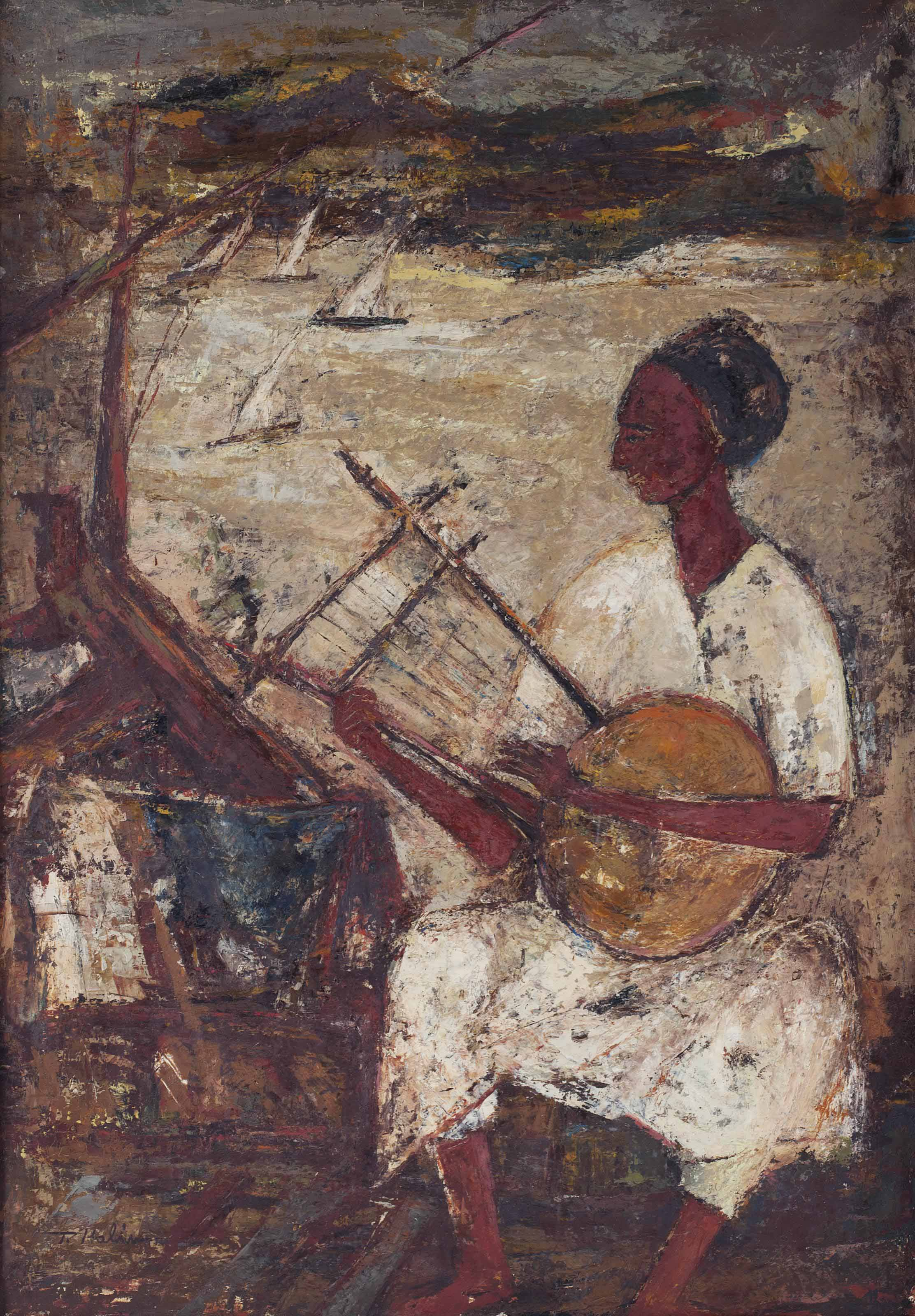 Oghniya Li Al Nil (A Song for the Nile)